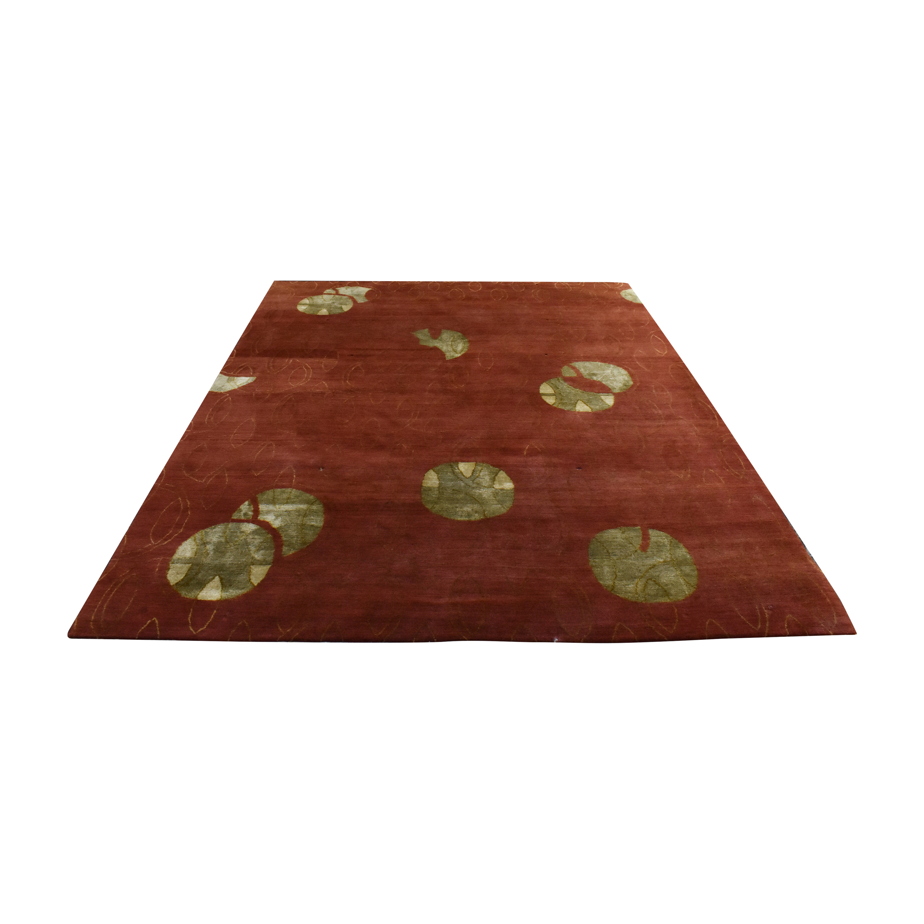 buy Custom Patterned Area Rug  Decor