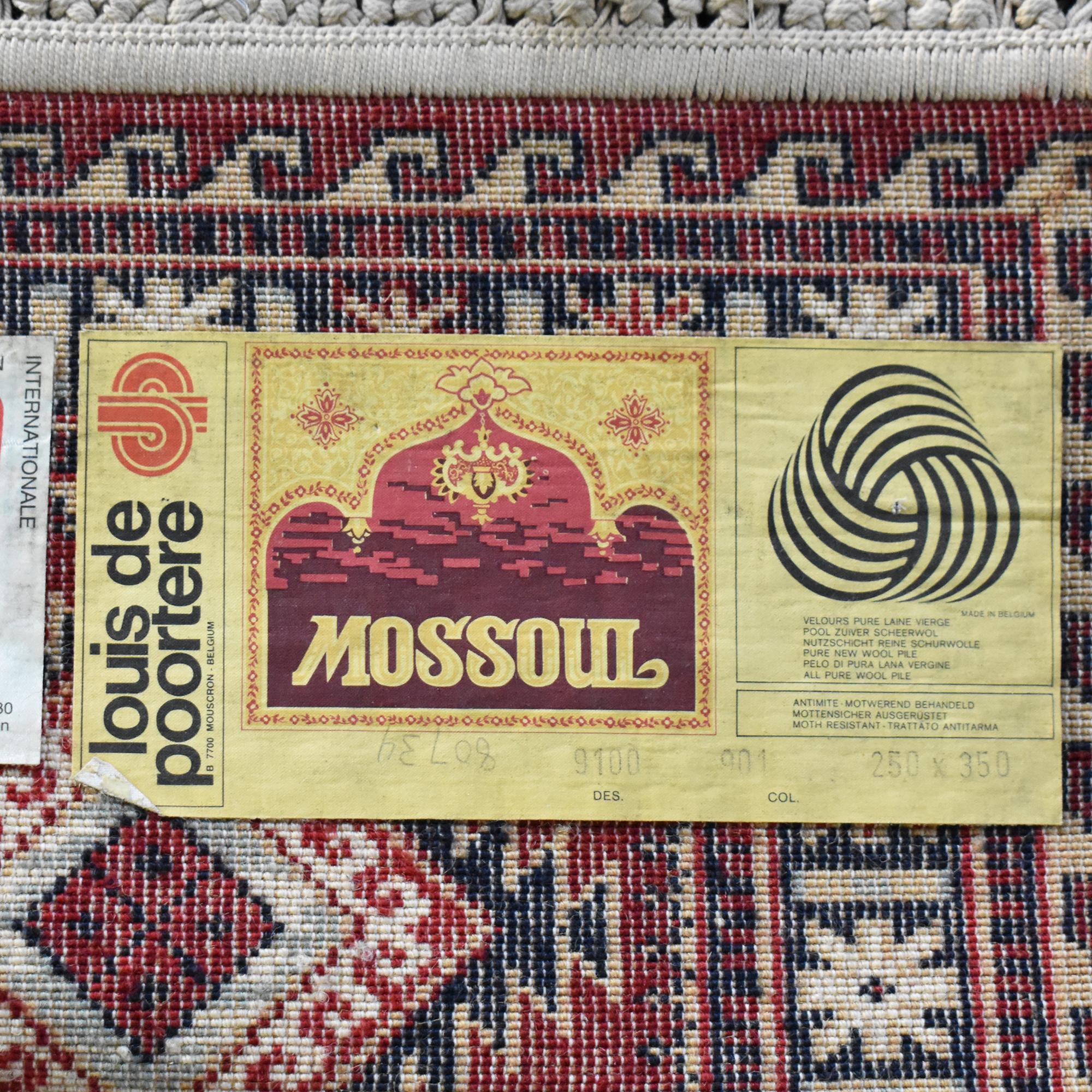 shop Louis De Poortere Louis De Poortere Mossoul Area Rug online