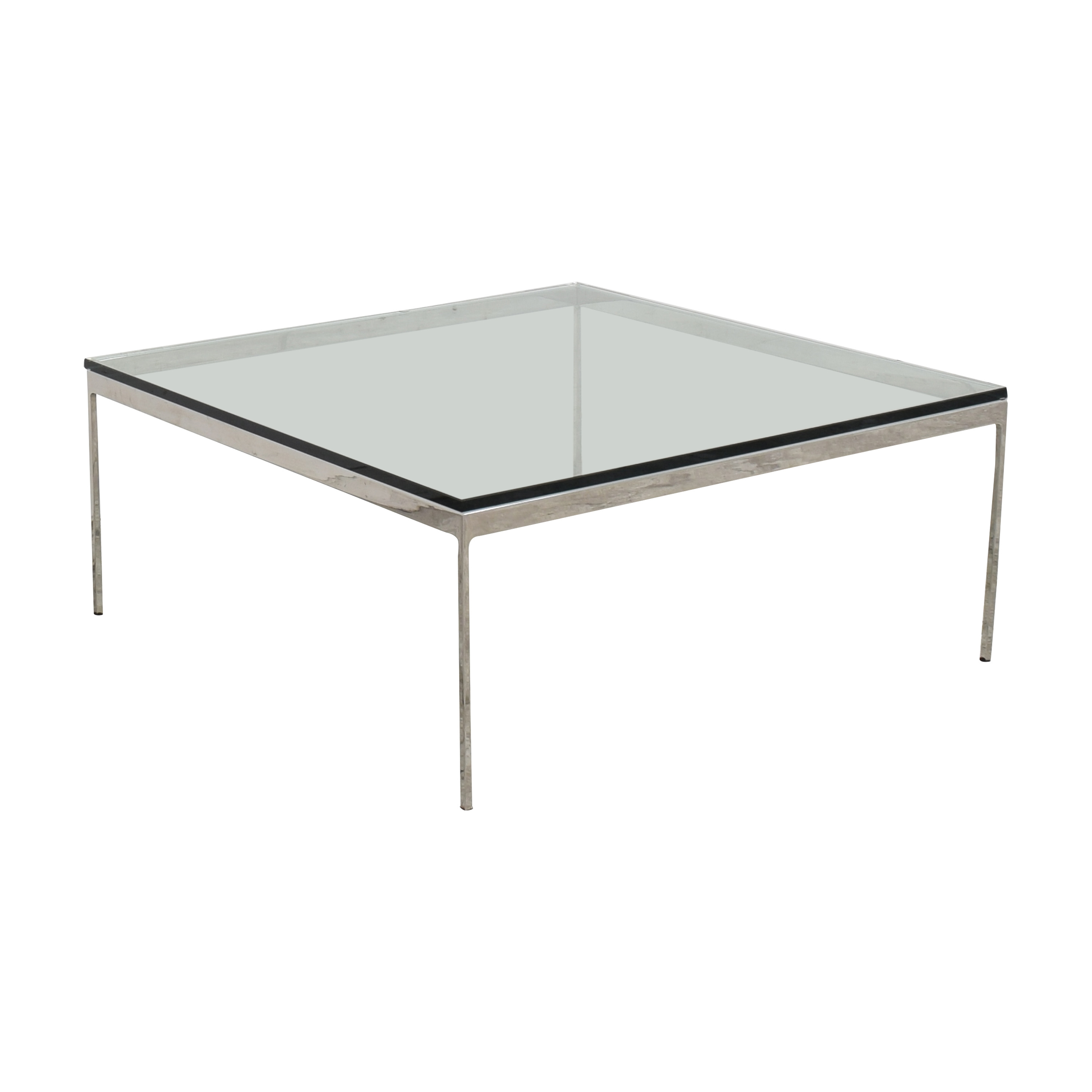 Square Top Coffee Table dimensions