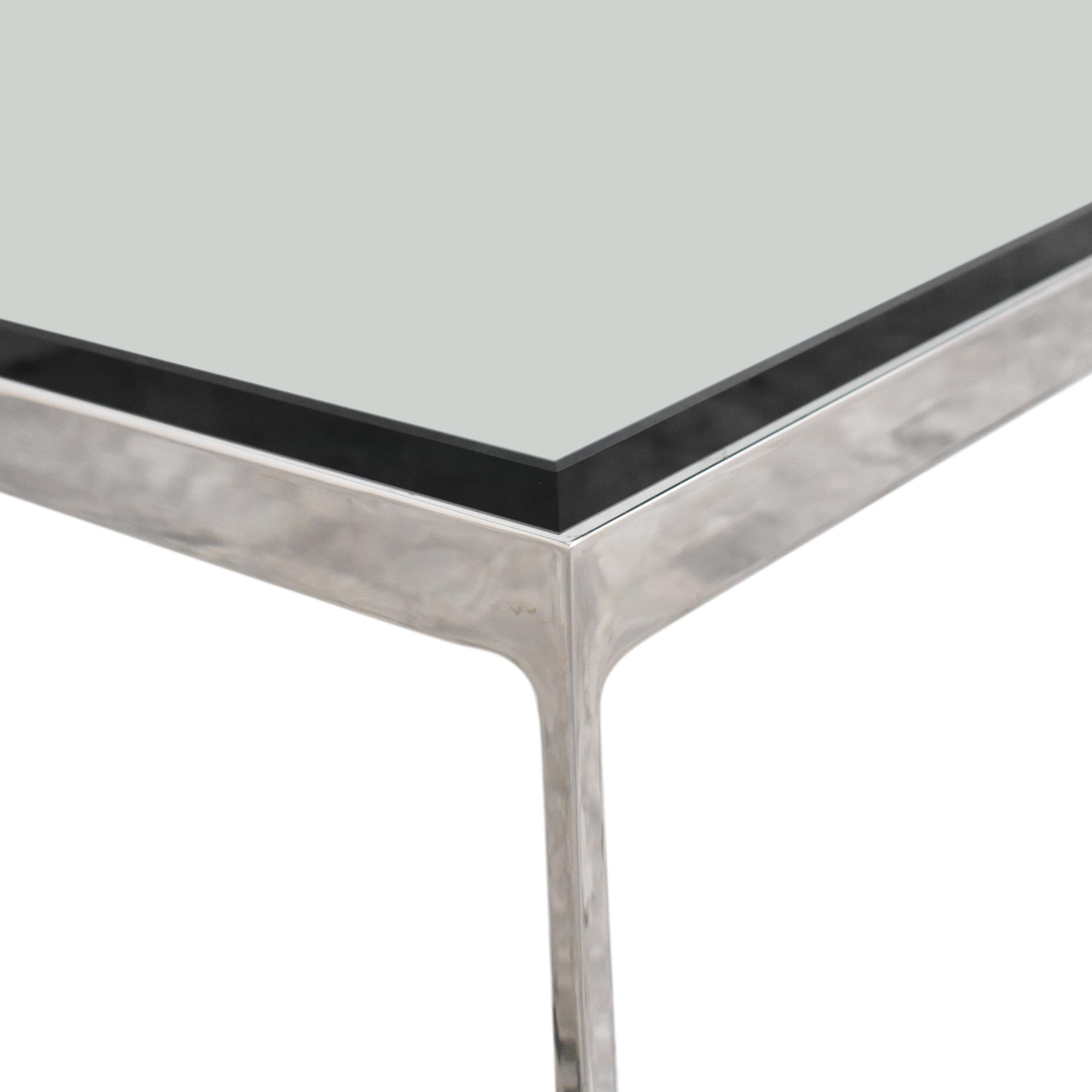 Square Top Coffee Table Tables