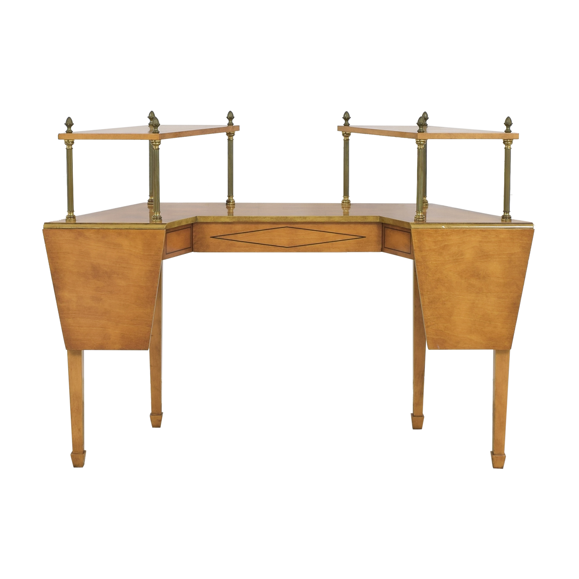 buy  Mid Century Two Tiered Dropleaf Hunt Table online