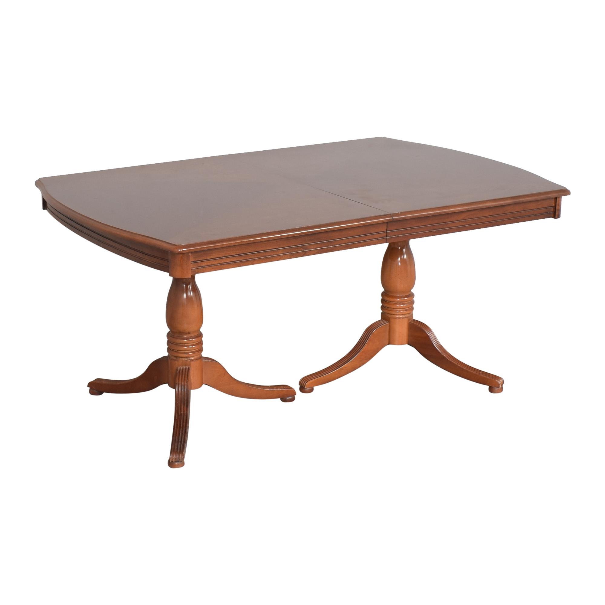 Bassett Extendable Dining Table sale