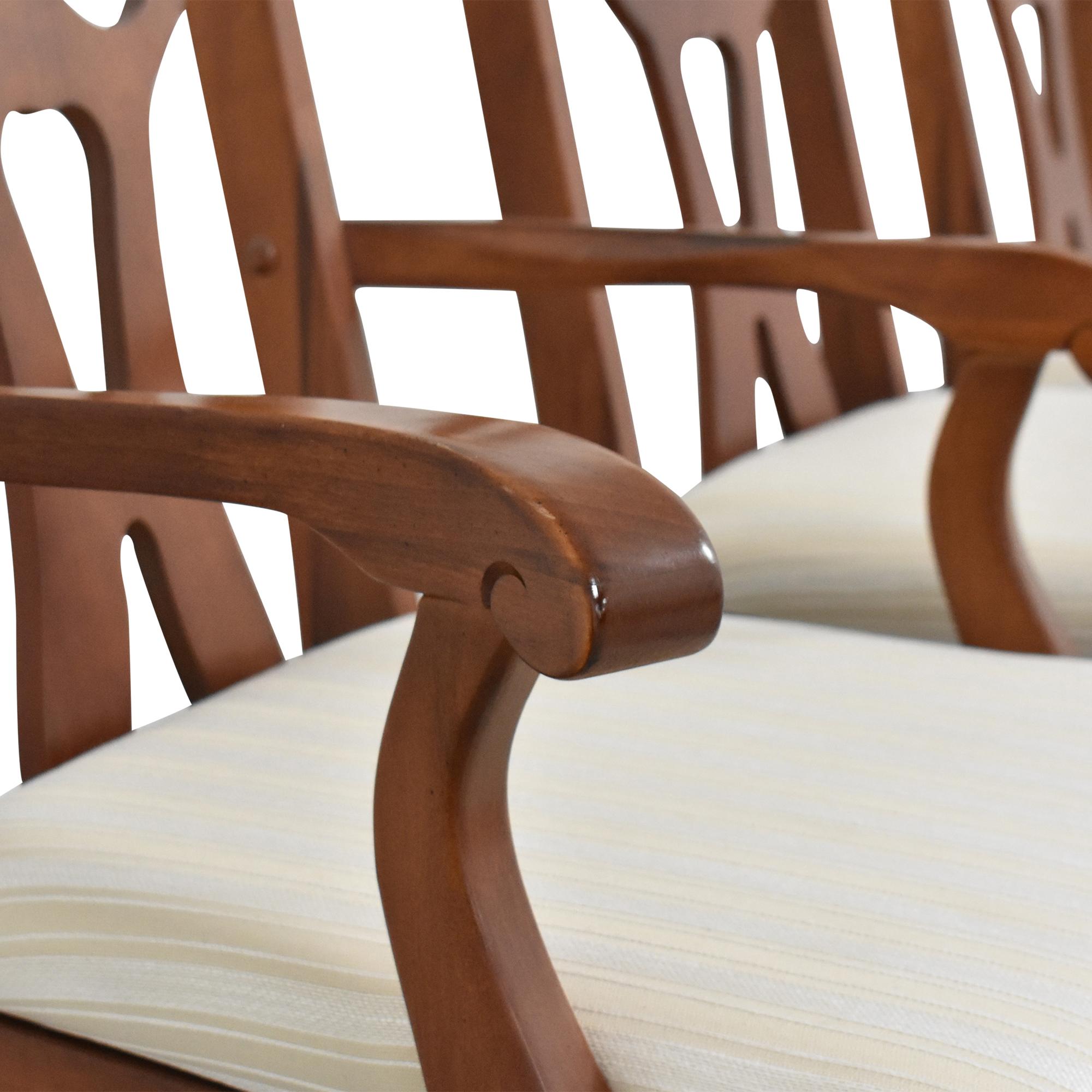 buy Bassett Furniture Upholstered Dining Chairs Bassett Furniture Dining Chairs