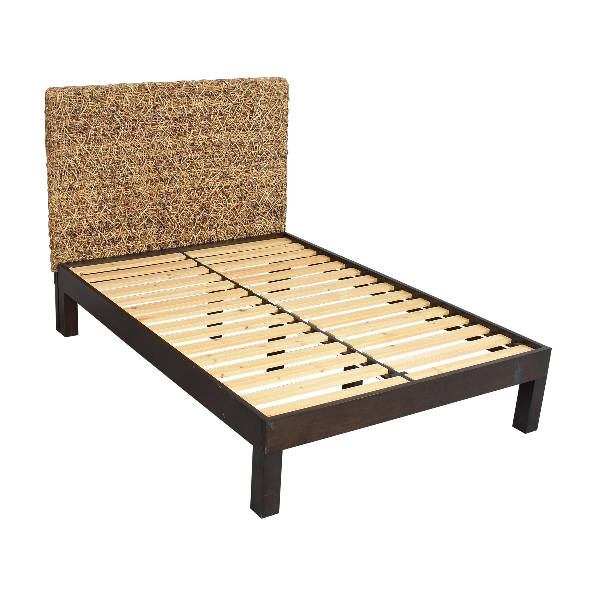 buy West Elm West Elm Full Platform Bed online