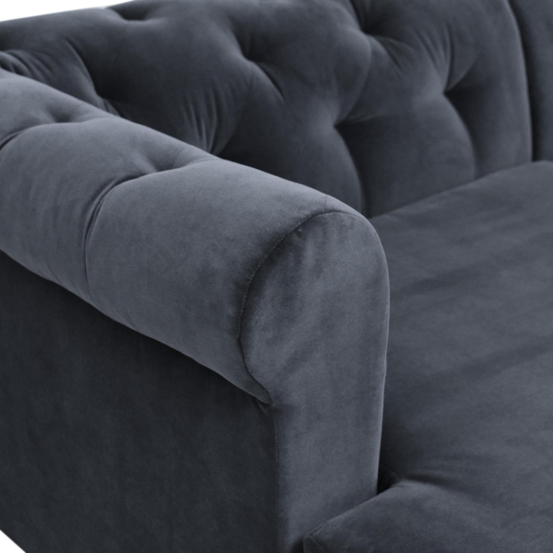 Restoration Hardware Restoration Hardware Chesterfield Chaise Sectional Sofa ma