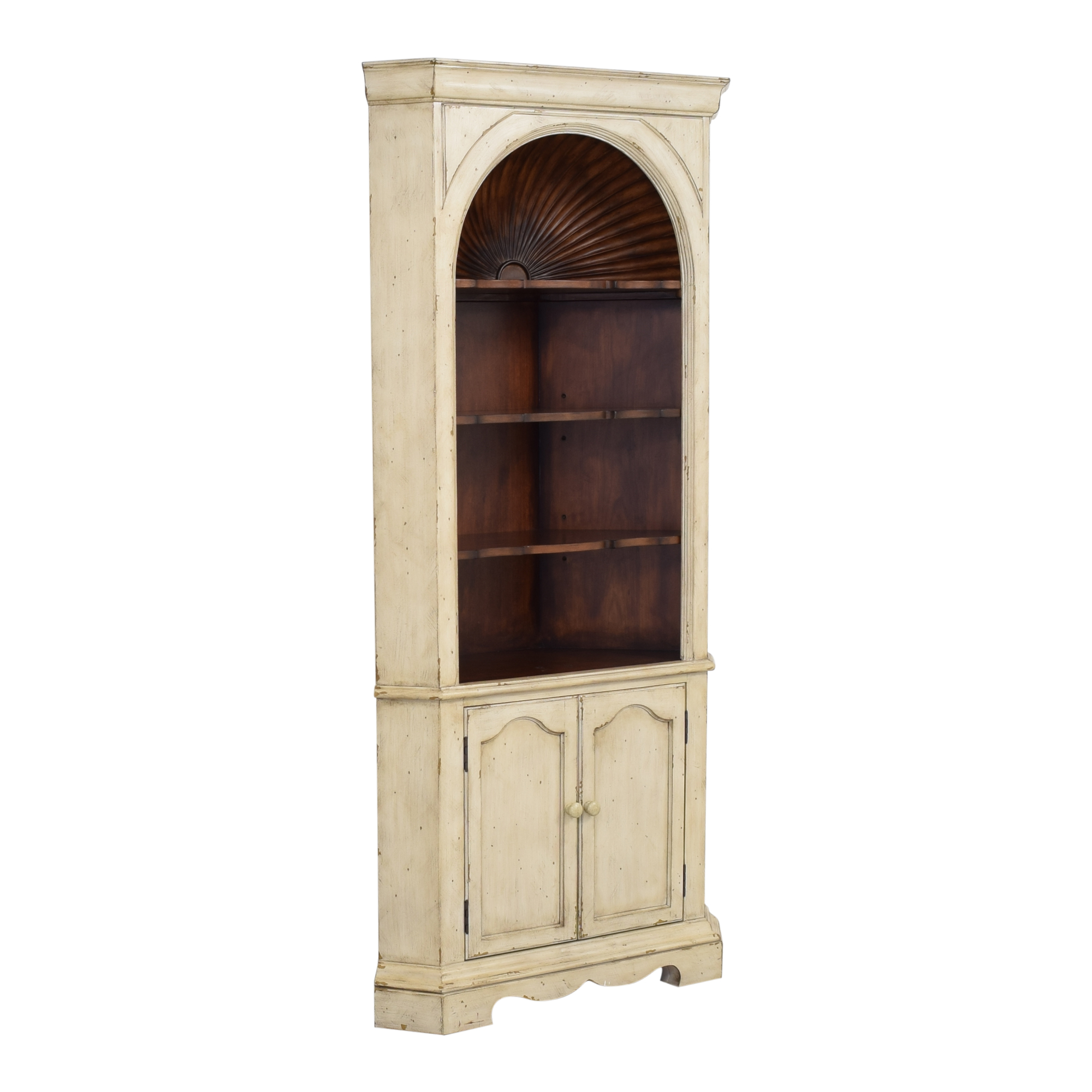 Domain Domain Home Country French Corner Cabinet nyc