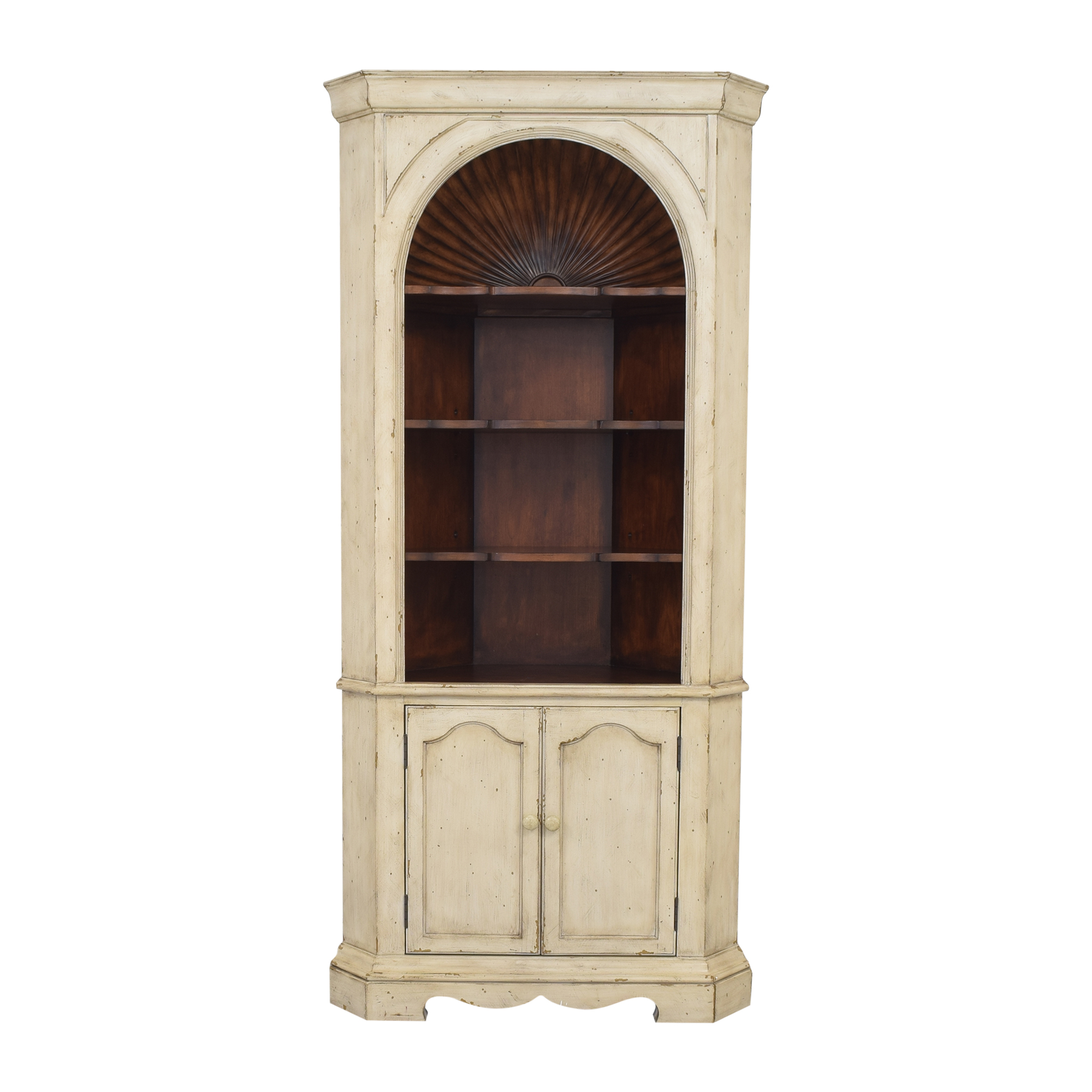 Domain Domain Home Country French Corner Cabinet Storage