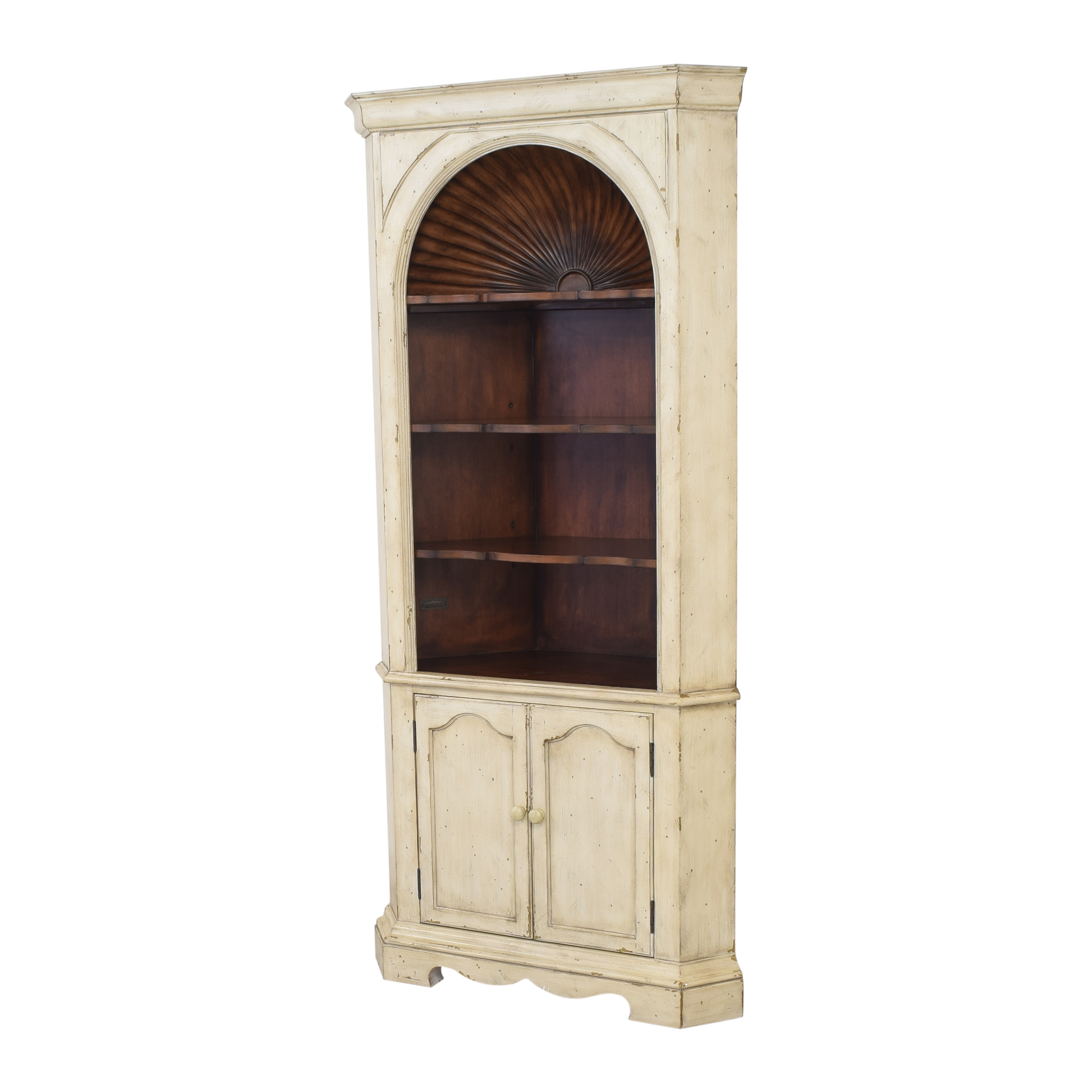 shop Domain Home Country French Corner Cabinet Domain Cabinets & Sideboards