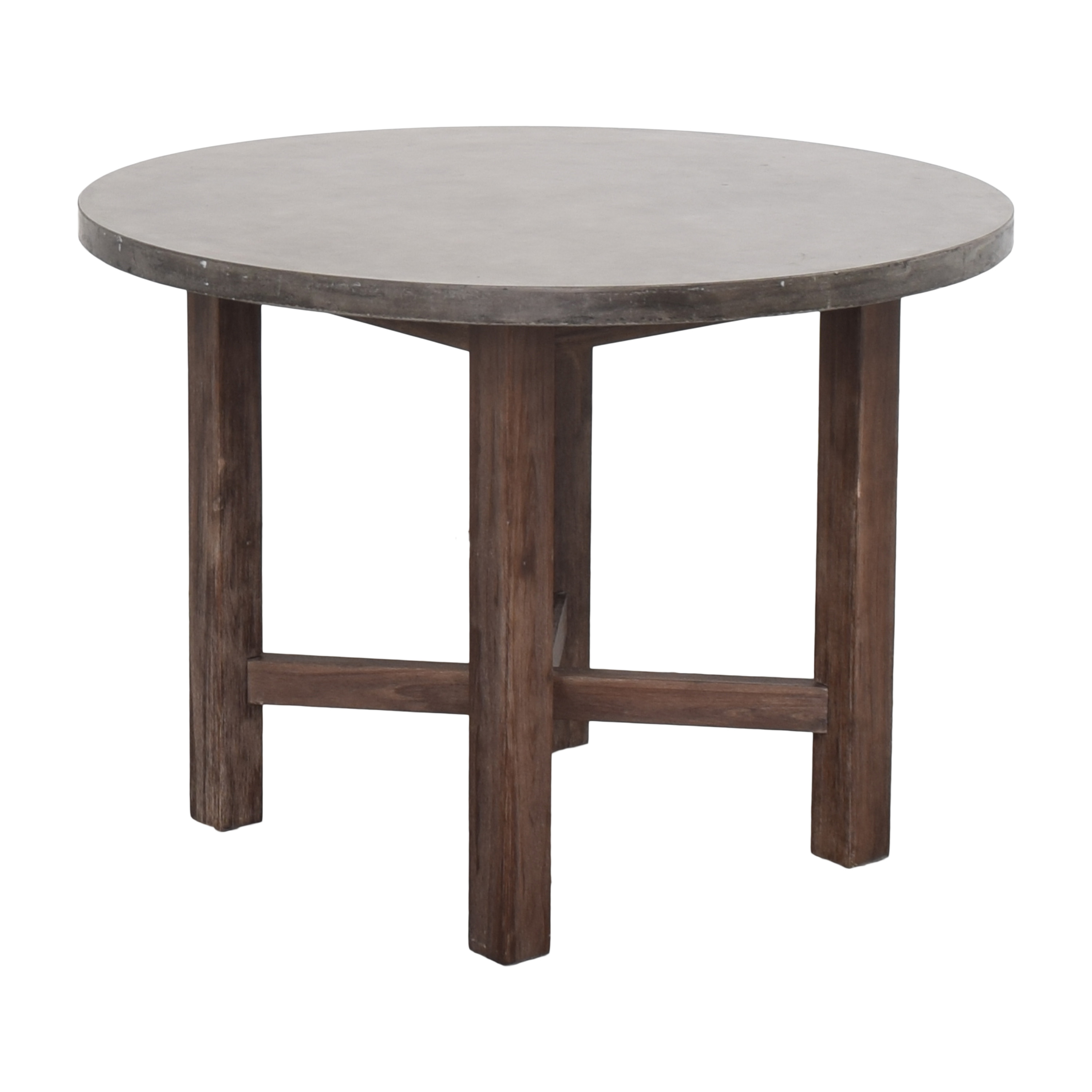 Round Dining Table used
