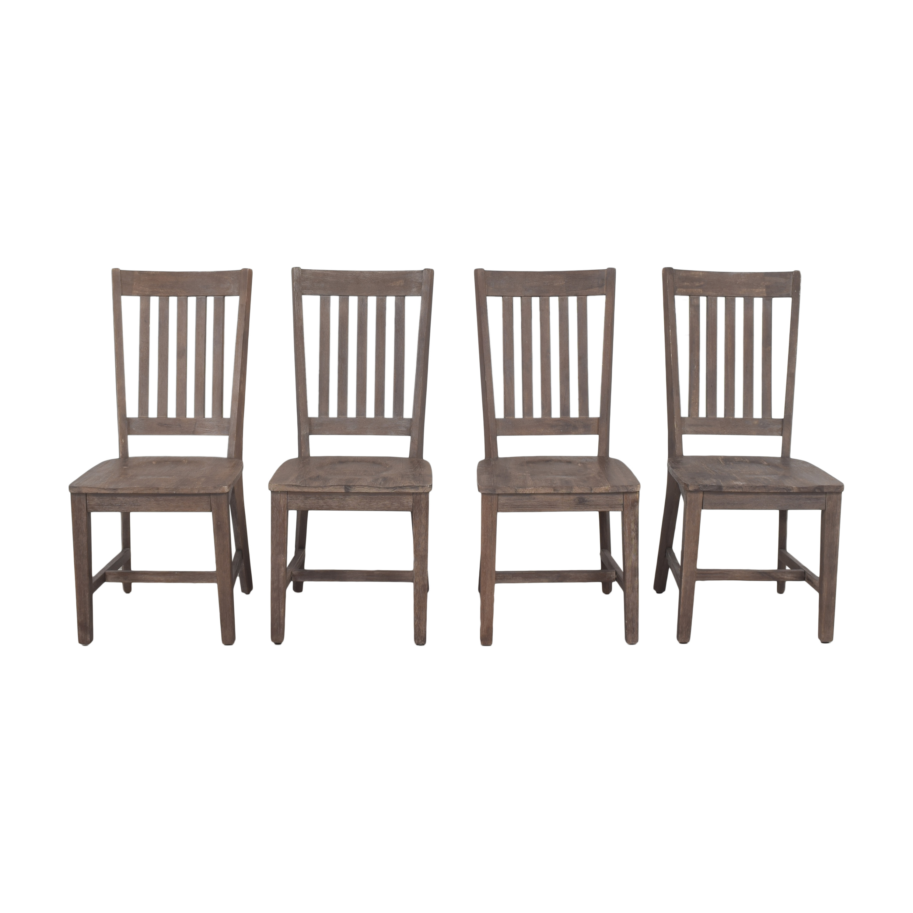 buy Slat Back Dining Chairs  Dining Chairs