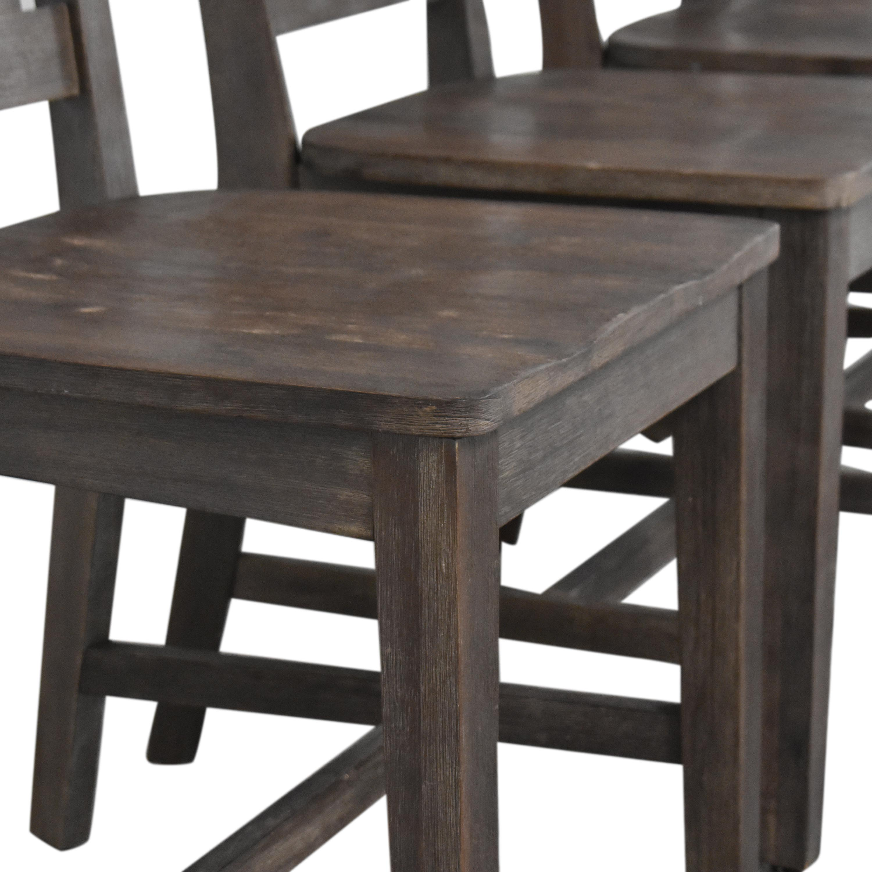 buy Slat Back Dining Chairs
