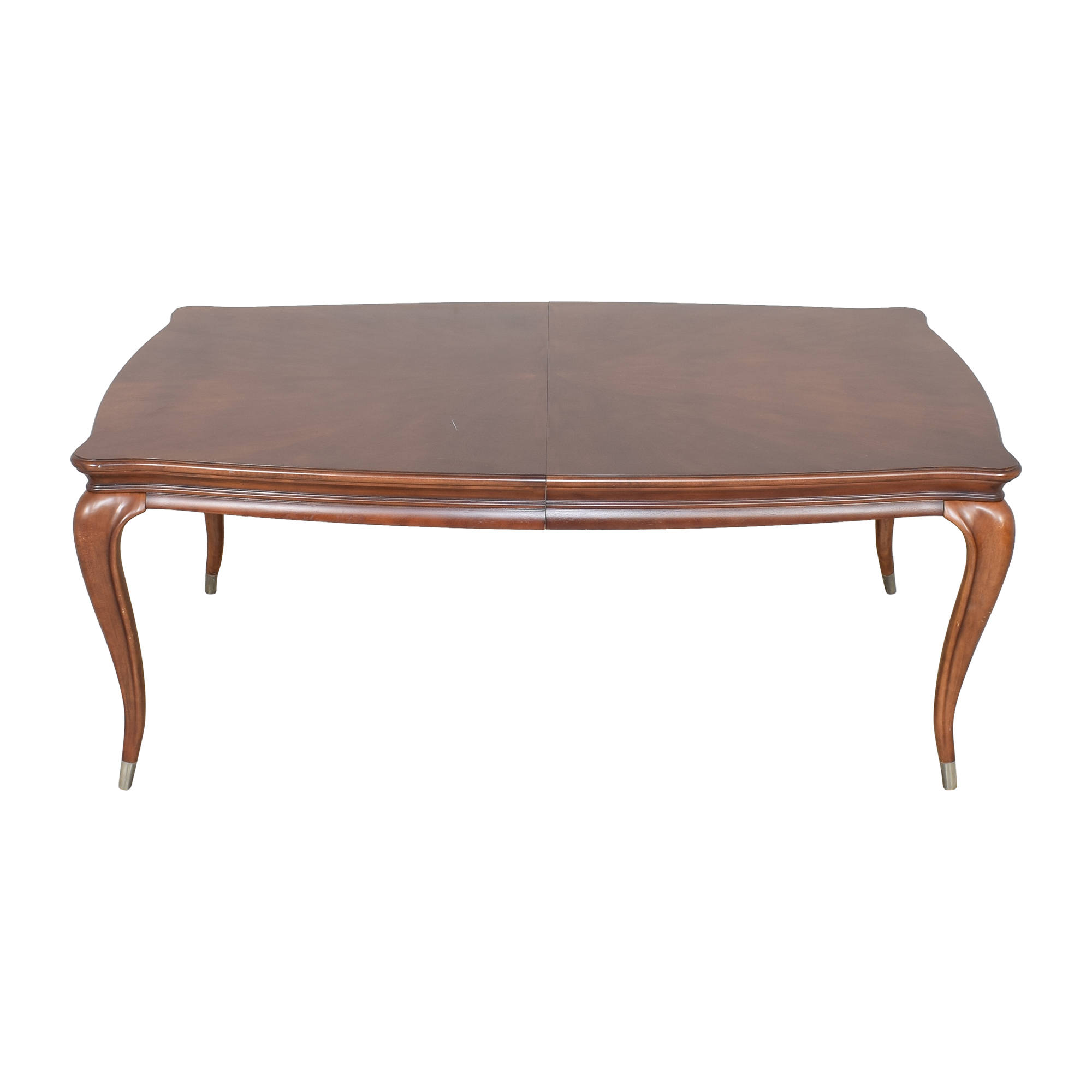 American Drew American Drew Extendable Queen Anne Dining Table