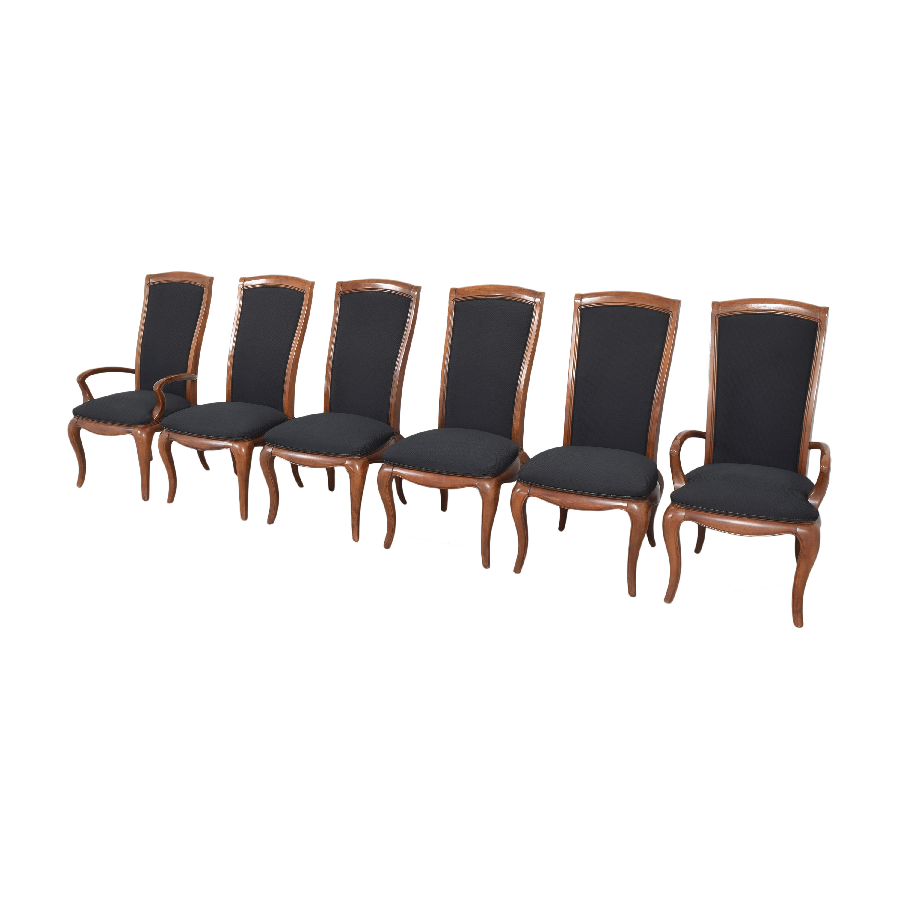 American Drew Upholstered Dining Chairs / Dining Chairs