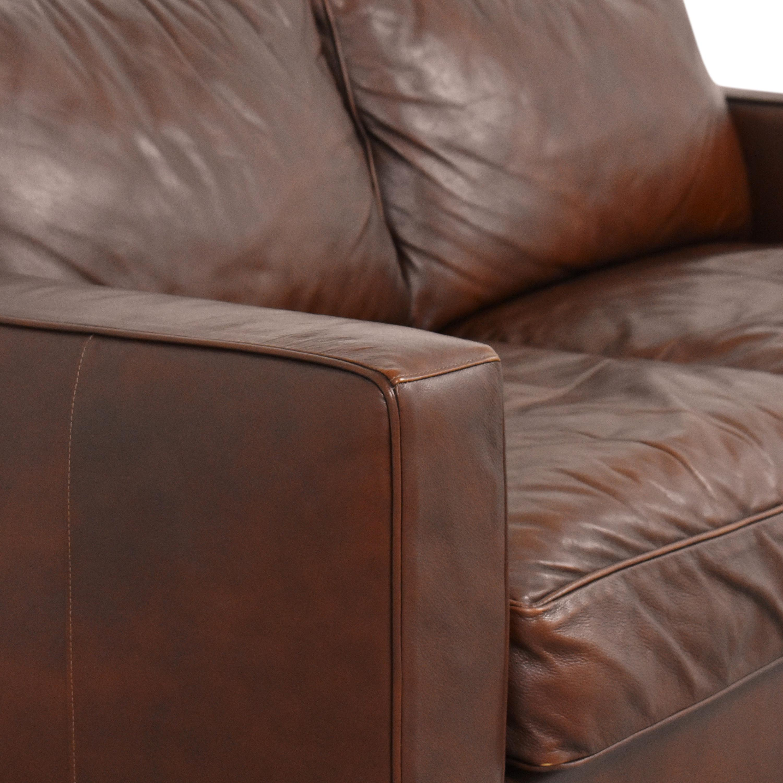 Room & Board Room & Board Dublin Sofa dimensions