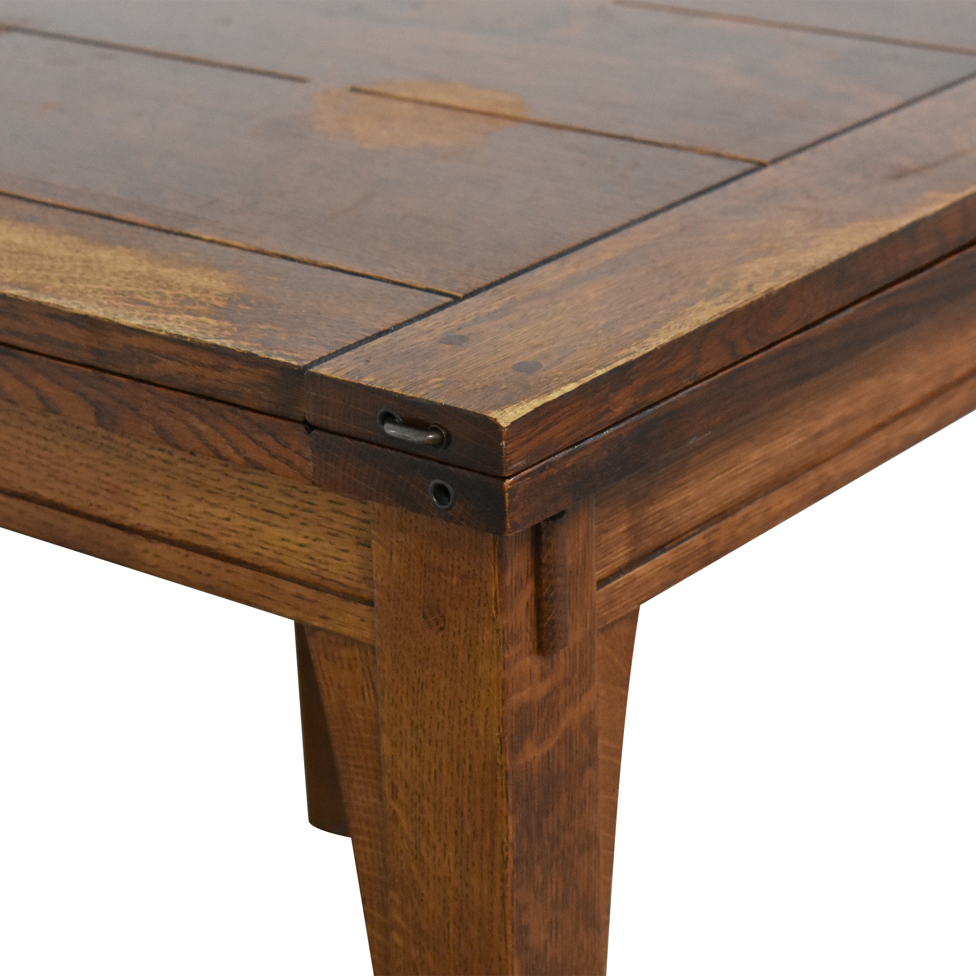 Stickley Furniture Stickley Furniture Mission Flip Top Extendable Table