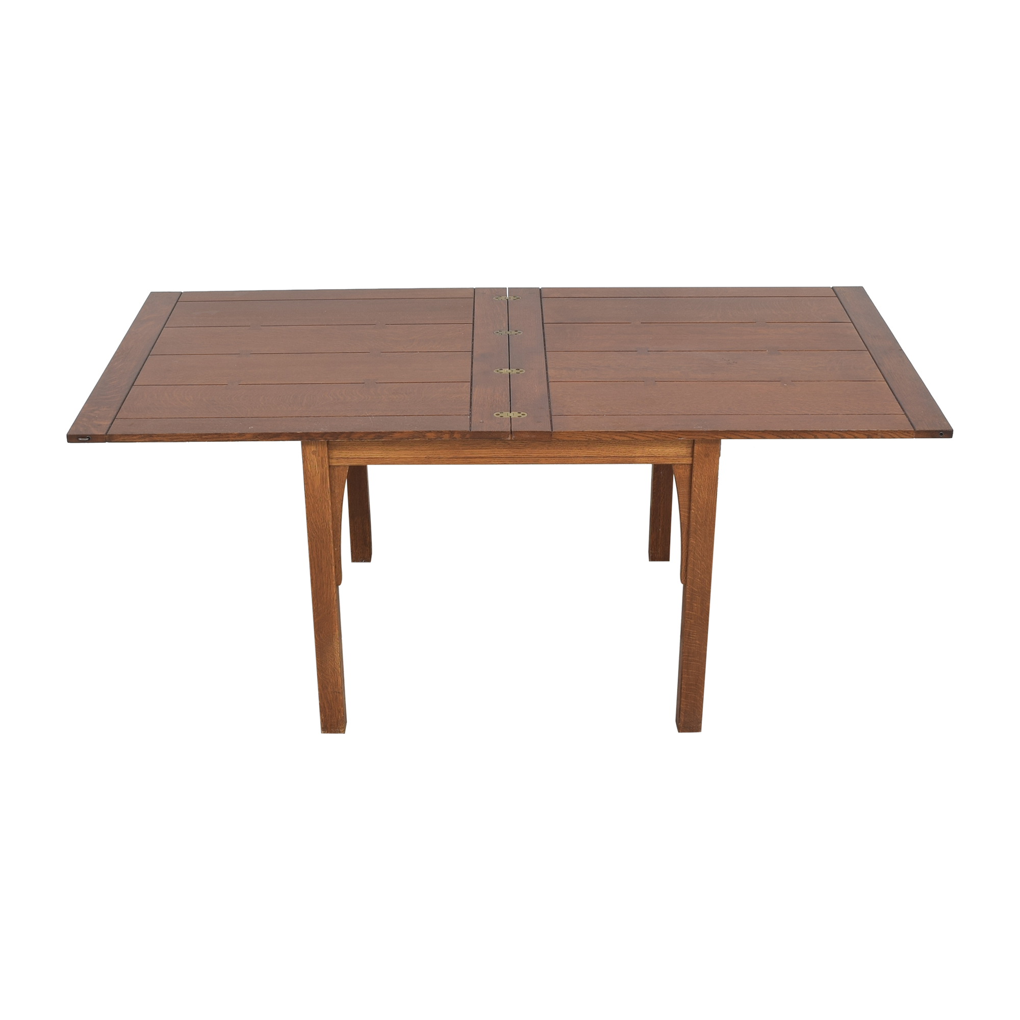 Stickley Furniture Stickley Furniture Mission Flip Top Extendable Table nyc