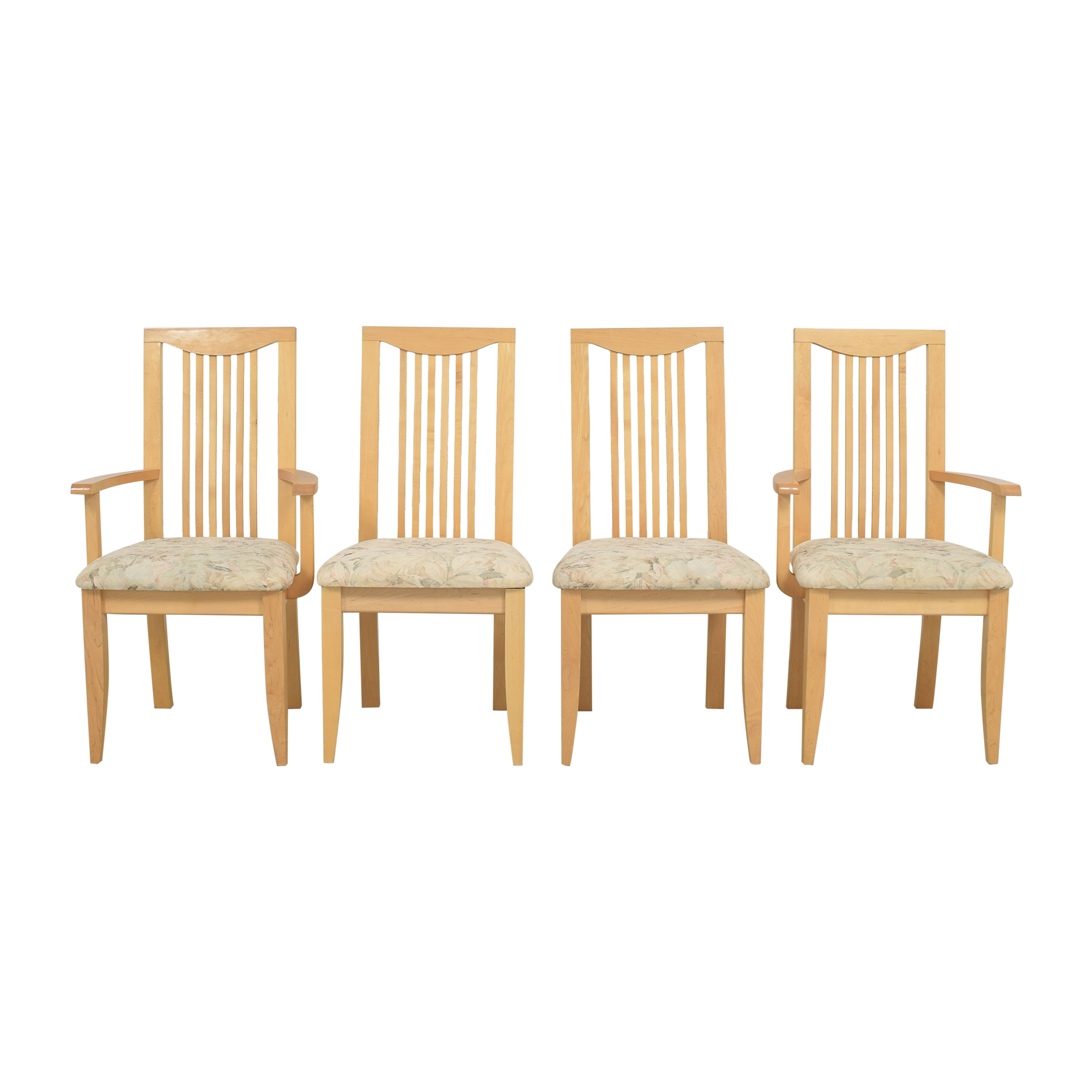 Saloom Saloom Slat Back Dining Chairs Dining Chairs