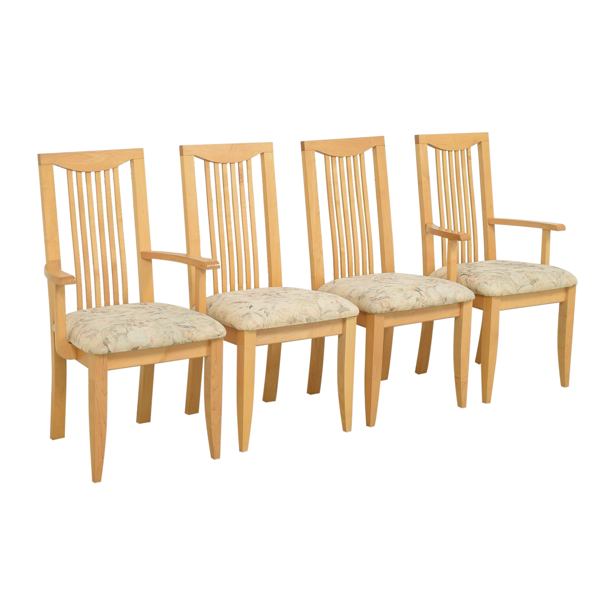 Saloom Slat Back Dining Chairs / Dining Chairs