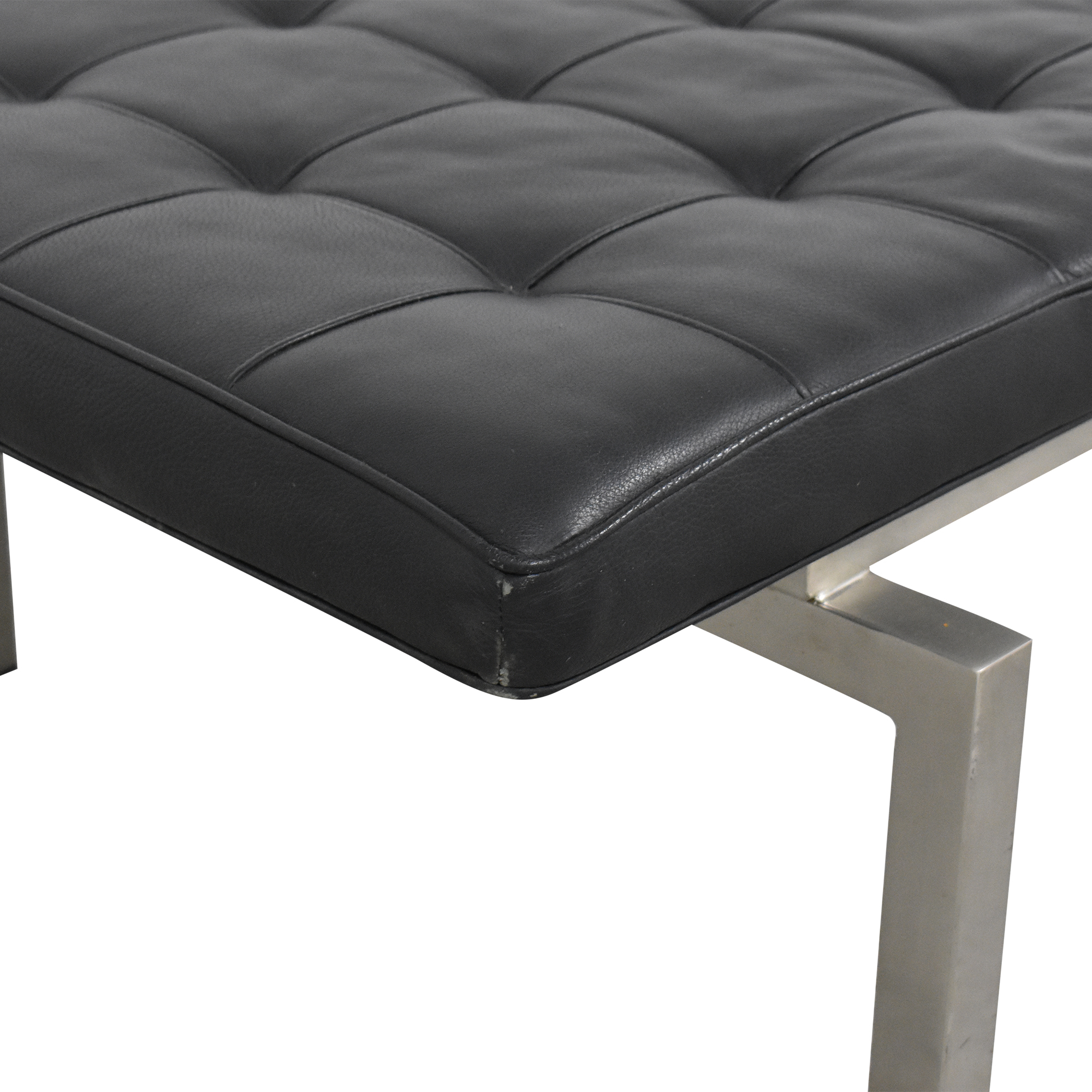 shop American Leather Rex Bench American Leather Chairs