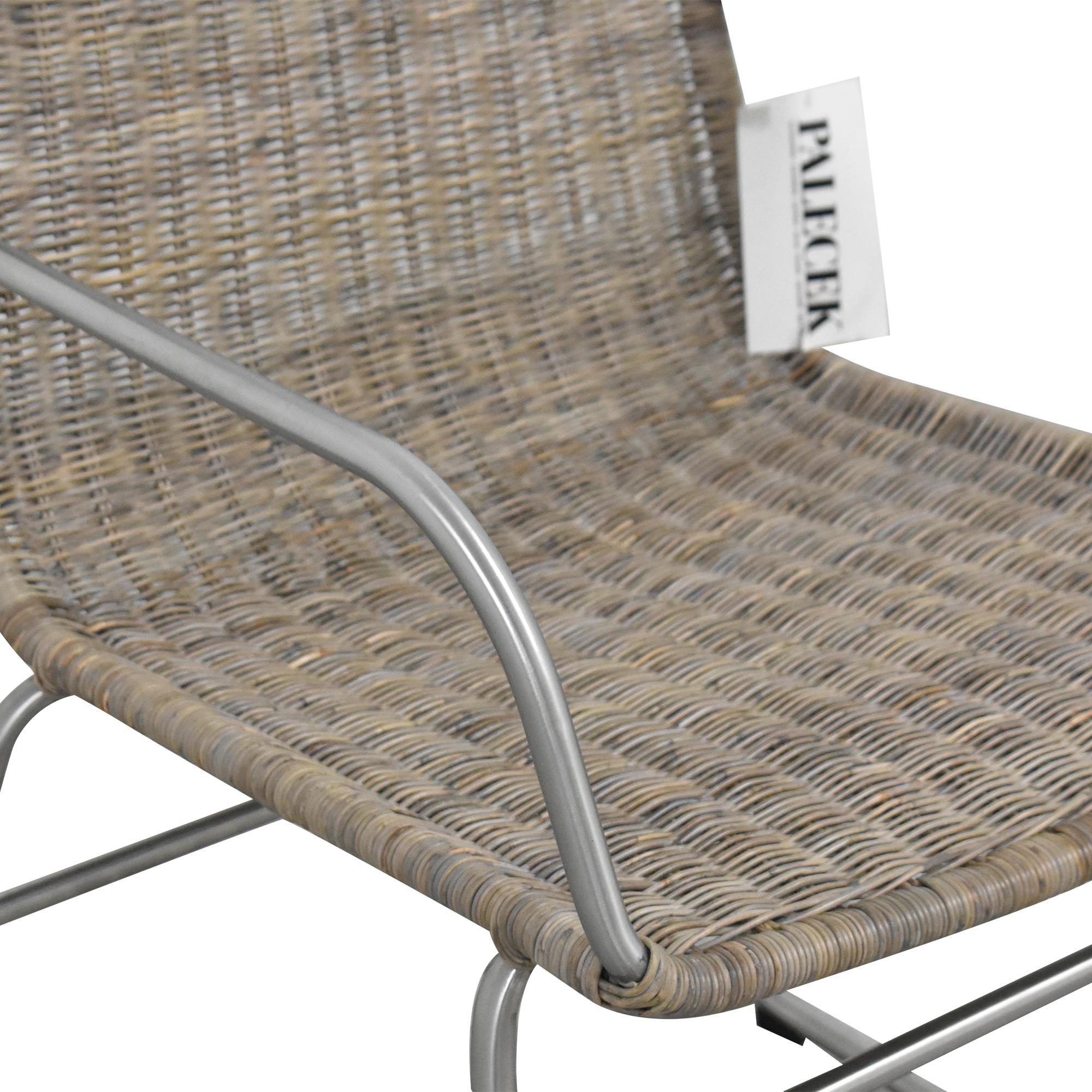 Palecek Palecek Oslo Arm Chair used
