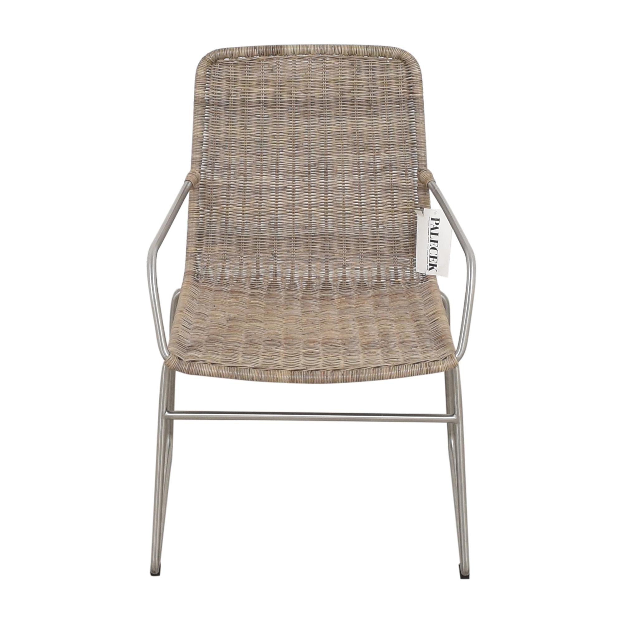 Palecek Palecek Oslo Arm Chair ct