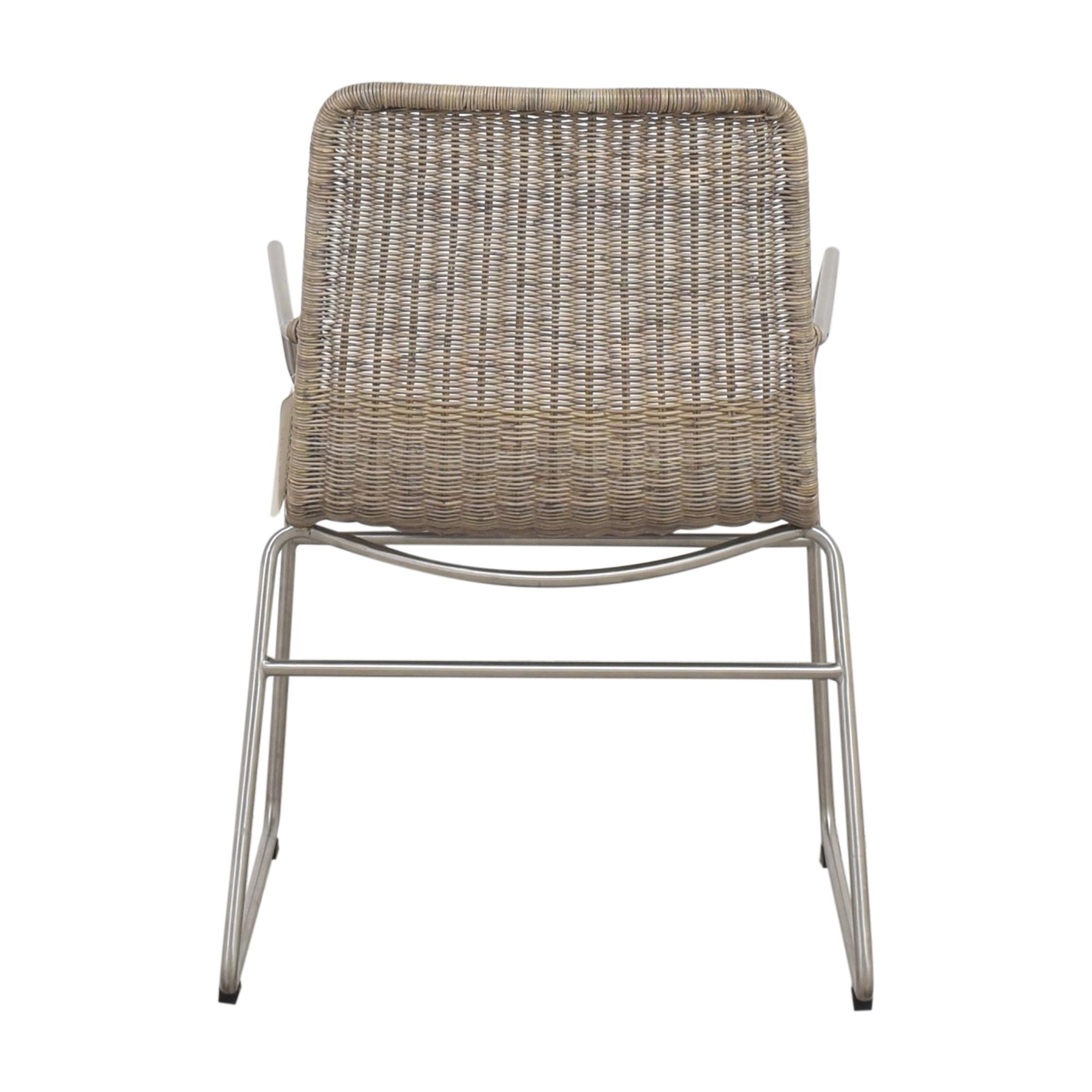 Palecek Palecek Oslo Arm Chair pa