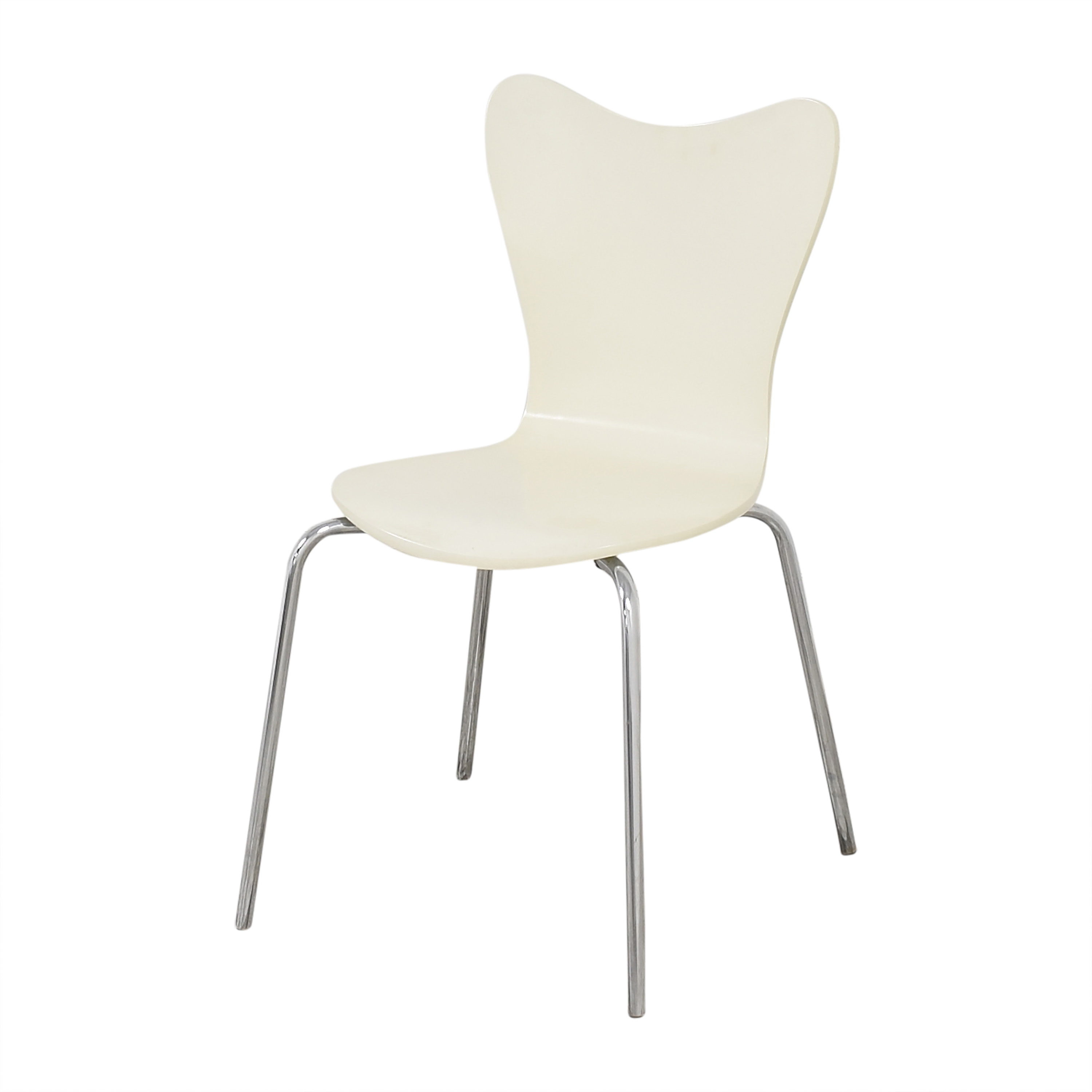 West Elm Scoop Back Dining Chairs sale
