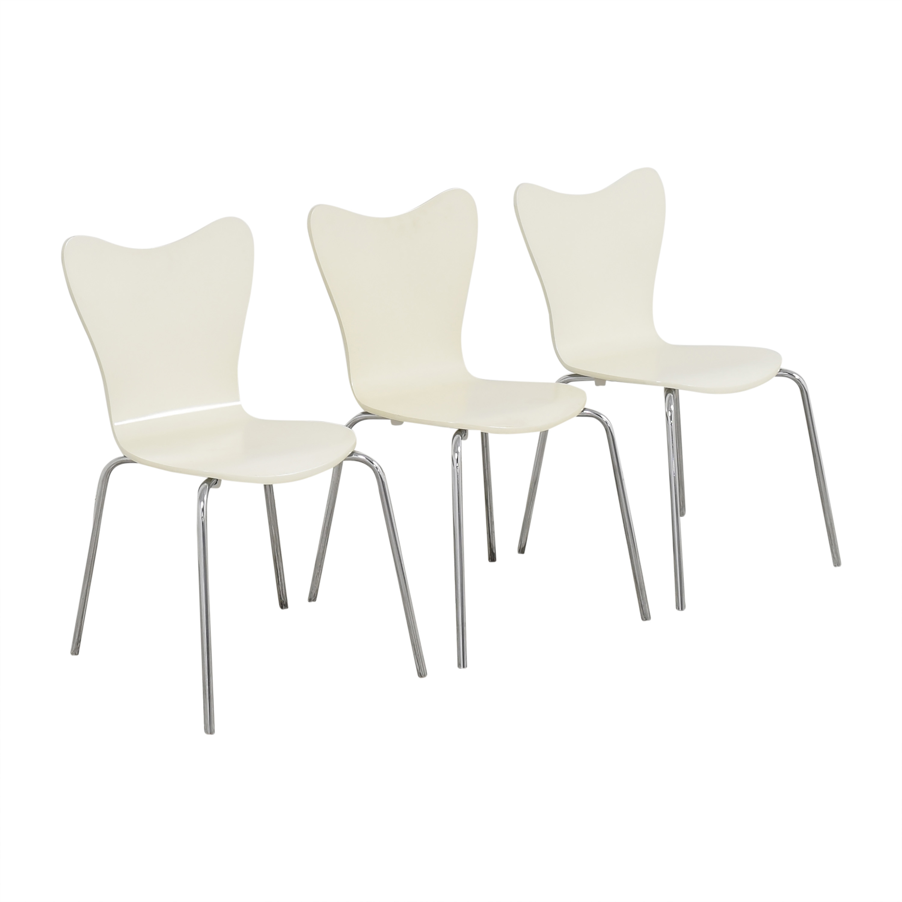 West Elm West Elm Scoop Back Dining Chairs Dining Chairs