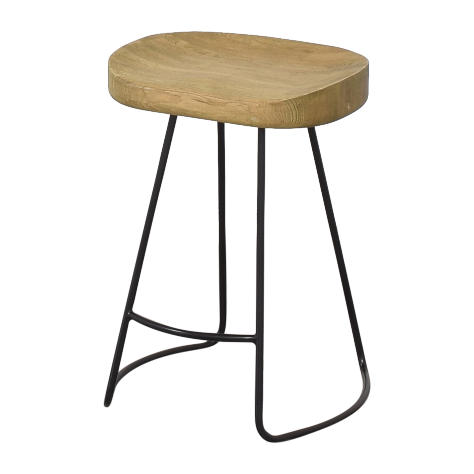 buy Restoration Hardware Restoration Hardware 1950s Tractor Seat Counter Stools online