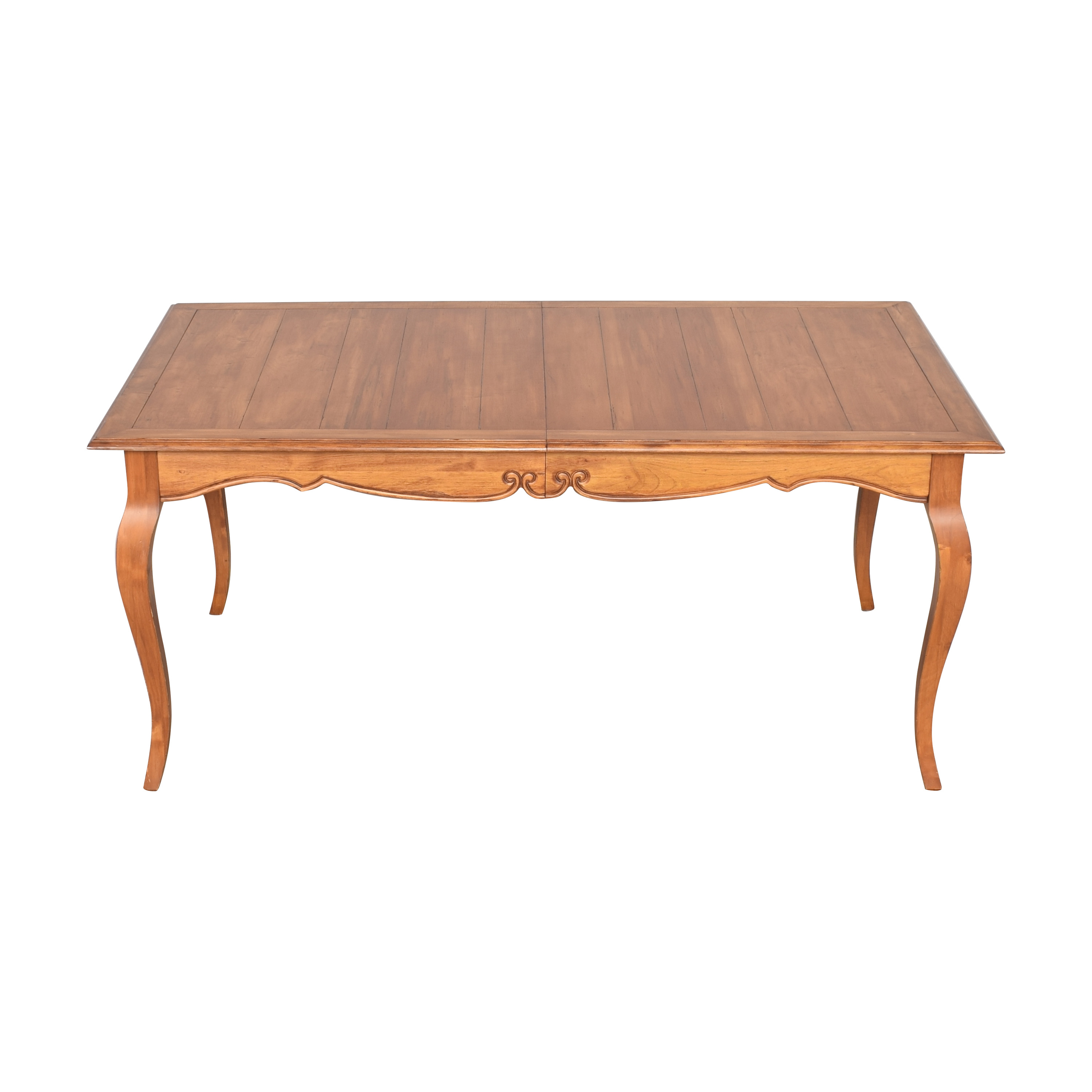 Ethan Allen Legacy Collection Extendable Dining Table Ethan Allen