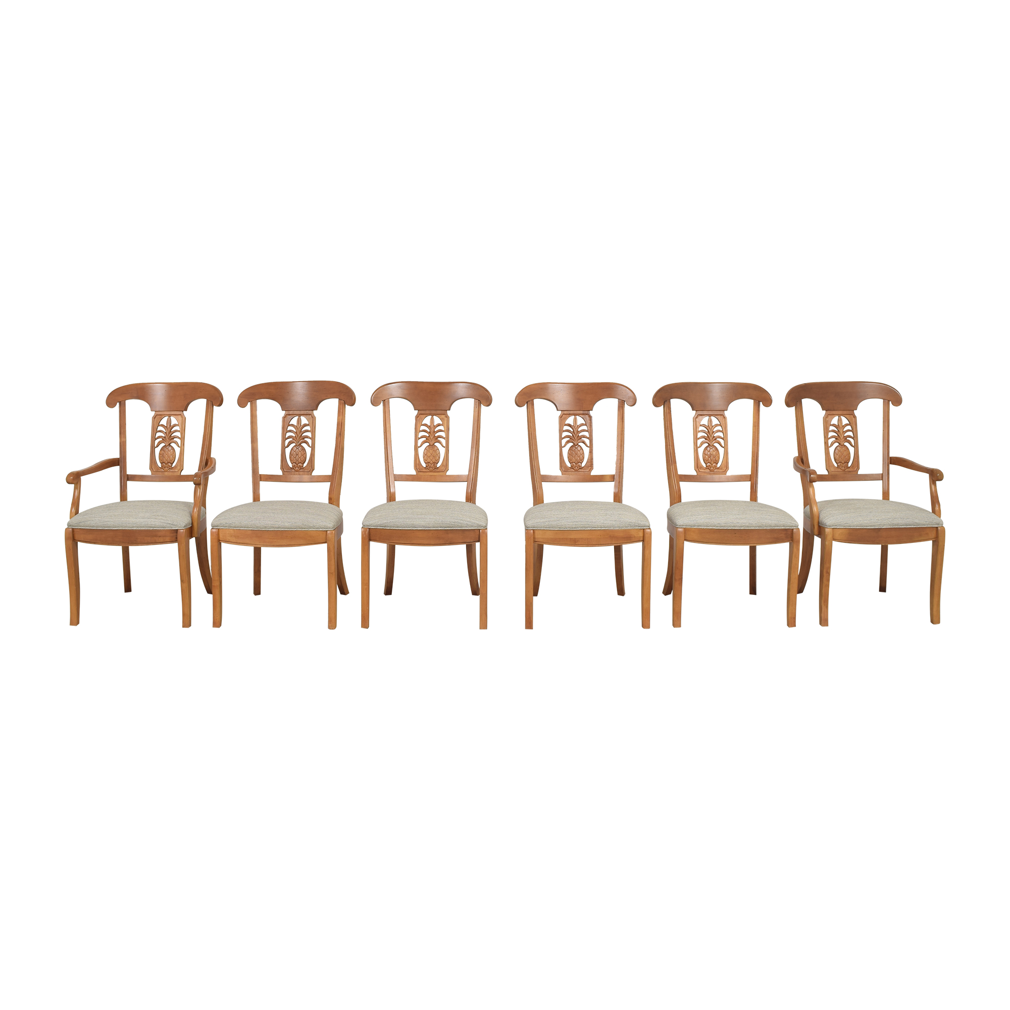 buy Ethan Allen Legacy Collection Dining Chairs Ethan Allen Dining Chairs