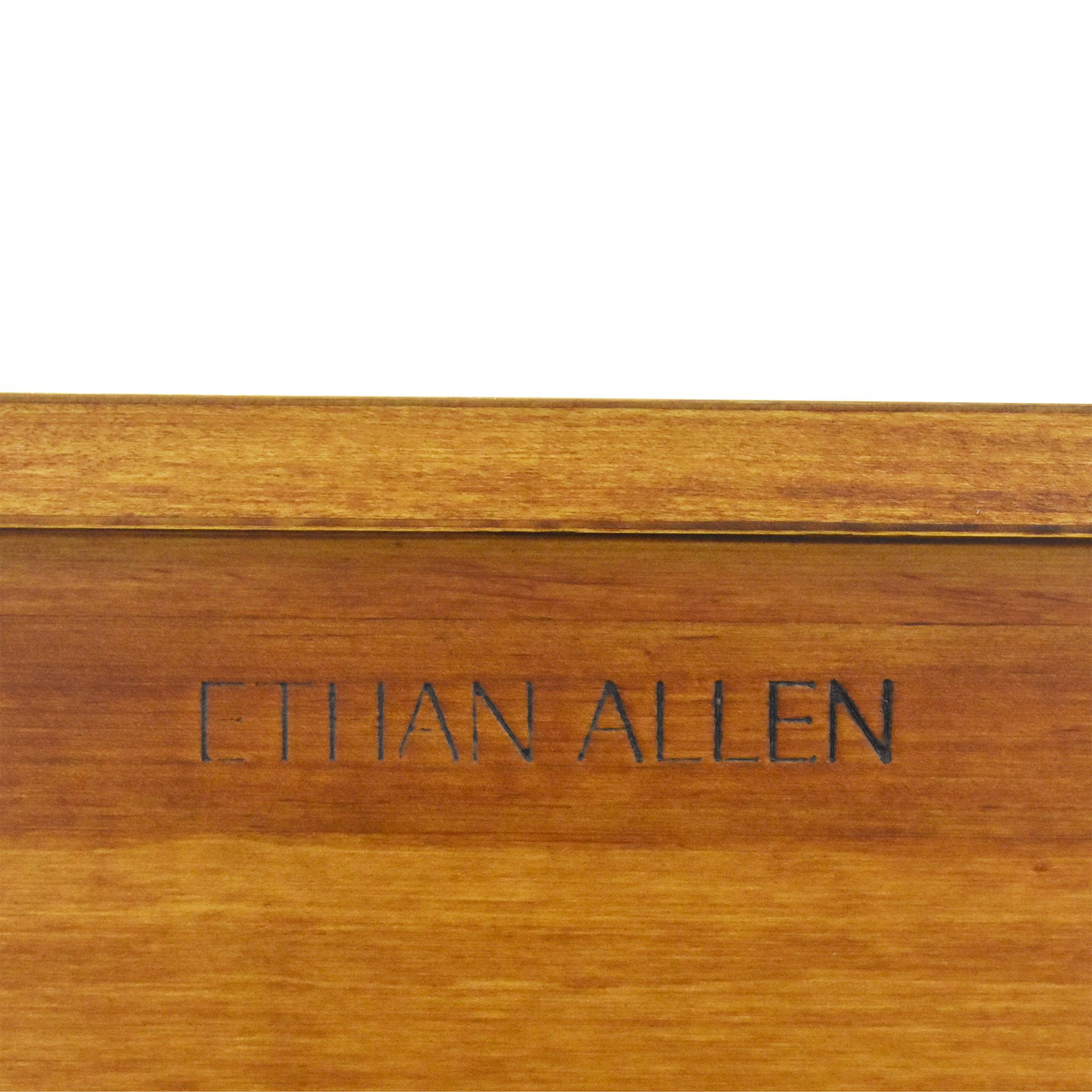 shop Ethan Allen Ethan Allen Legacy Console table online