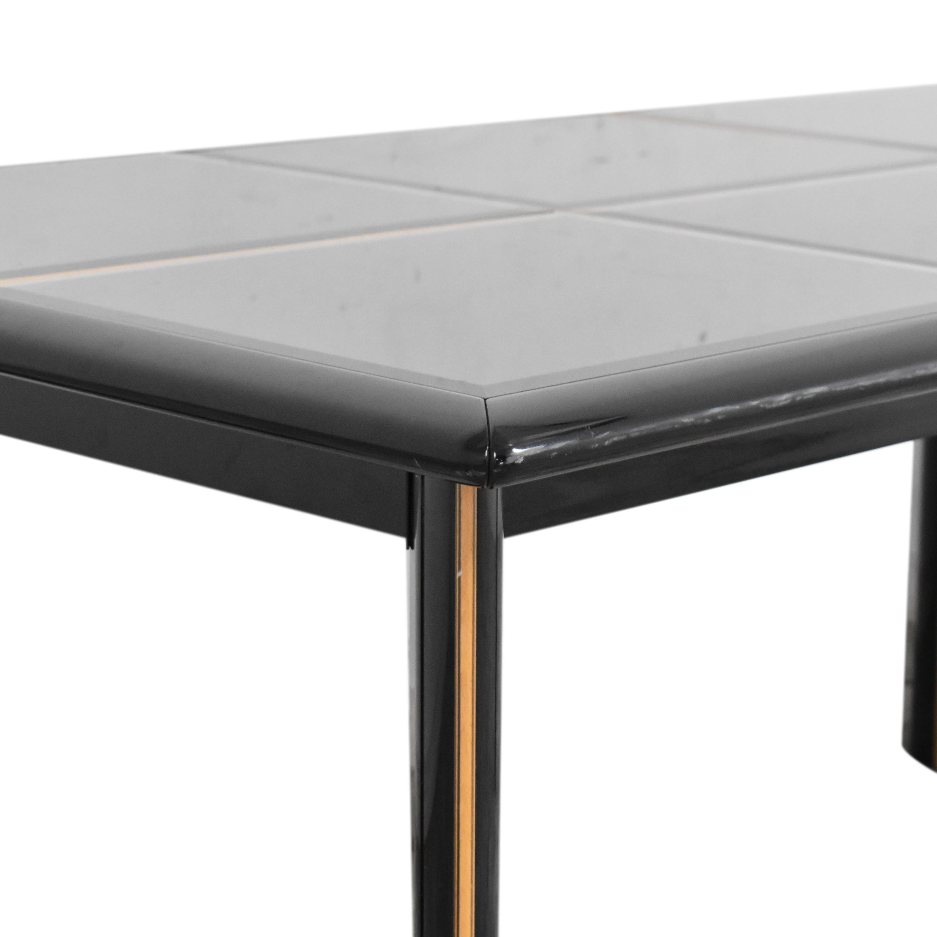 Maurice Villency Maurice Villency Extendable Dining Table ma