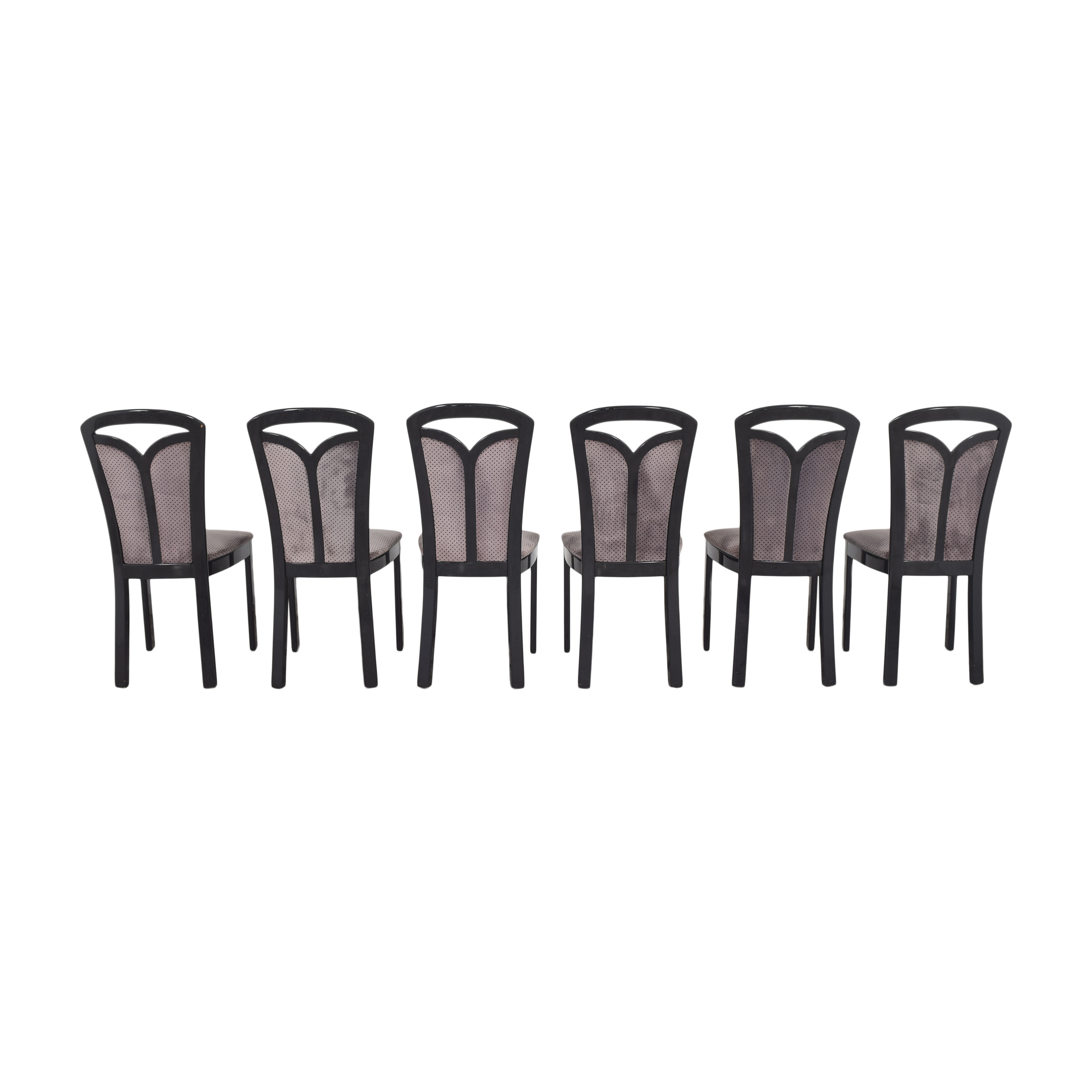 buy Maurice Villency High Back Dining Chairs Maurice Villency Dining Chairs