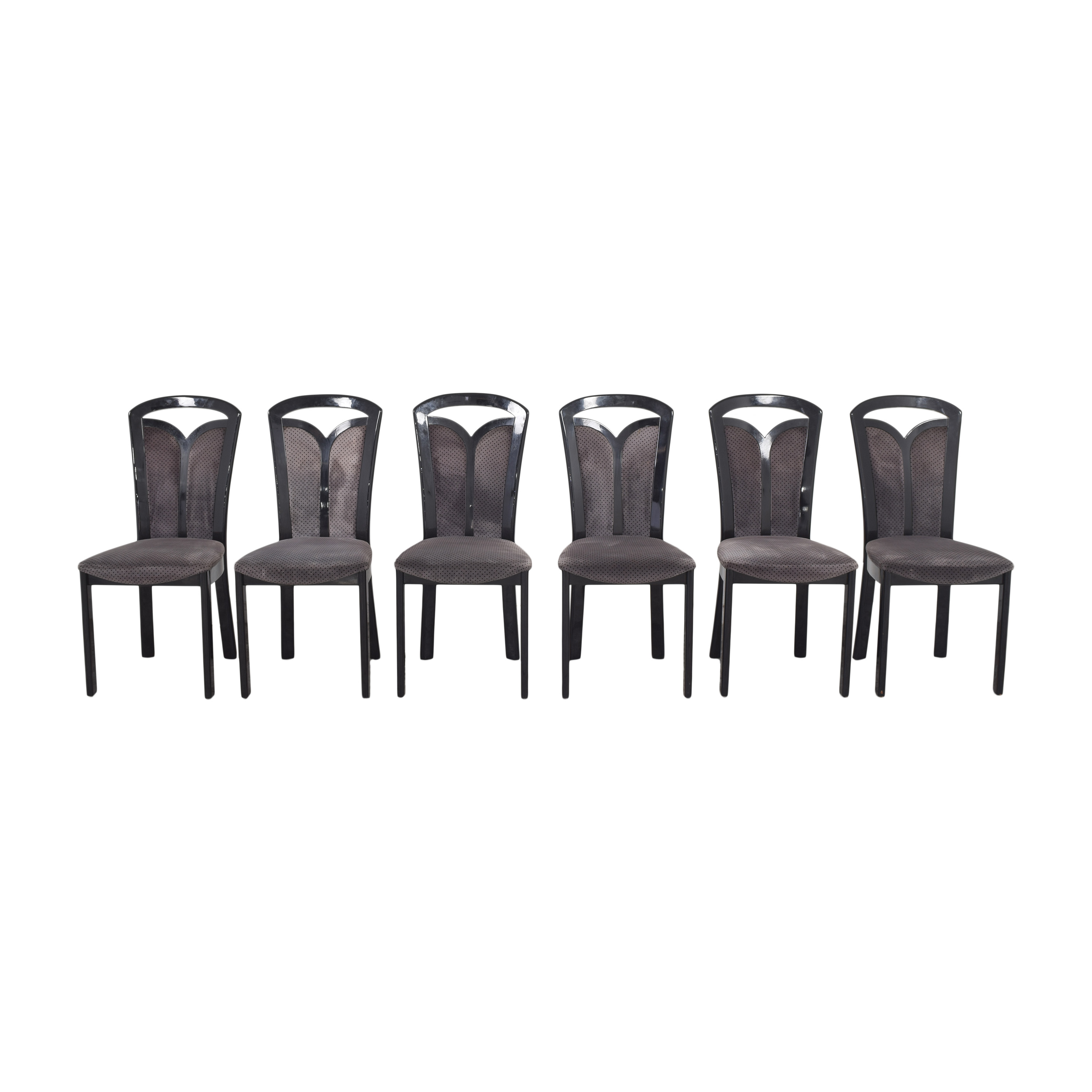 Maurice Villency Maurice Villency High Back Dining Chairs coupon