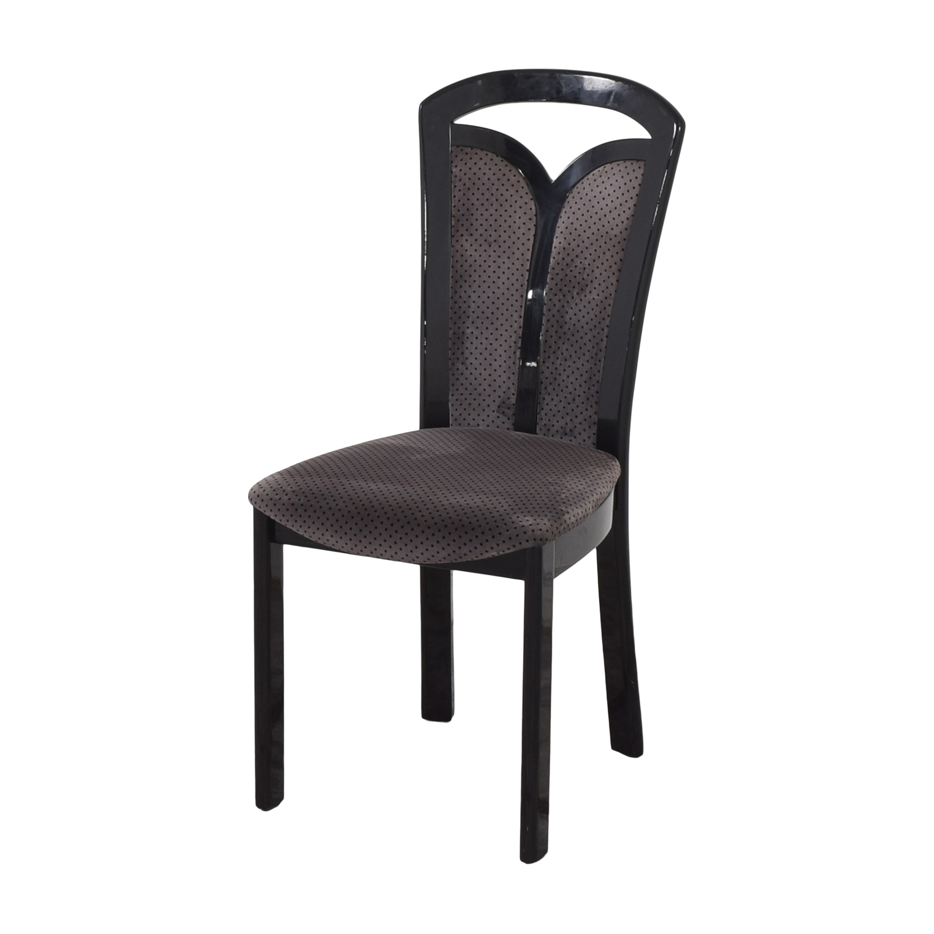 Maurice Villency Maurice Villency High Back Dining Chairs used