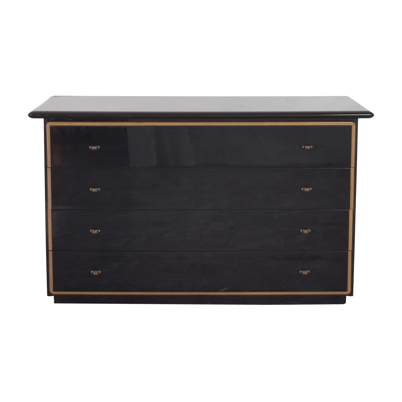 Maurice Villency Four Drawer Dresser  sale