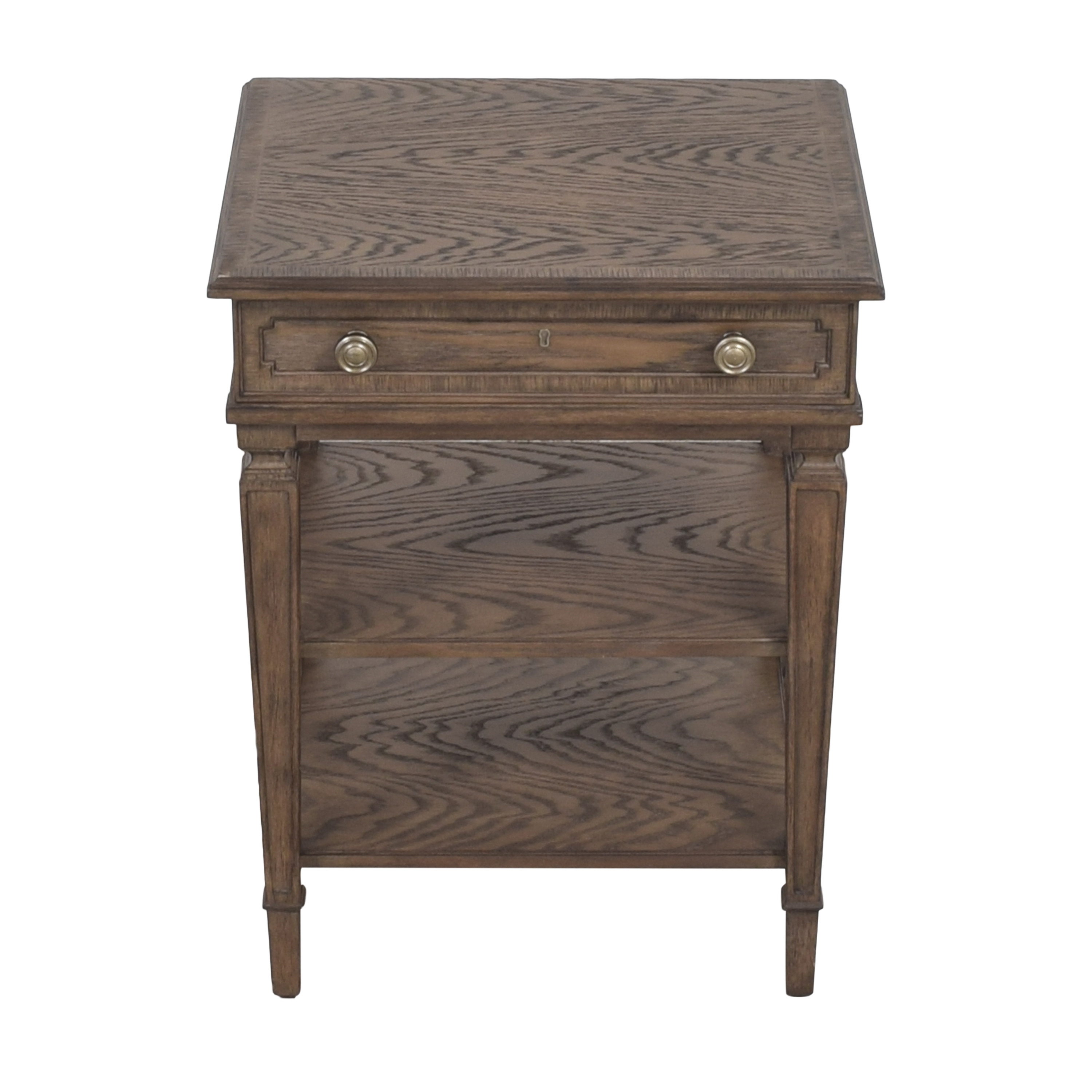 Stanley Furniture Stanley Furniture Wethersfield Estate Single Drawer End Table nyc