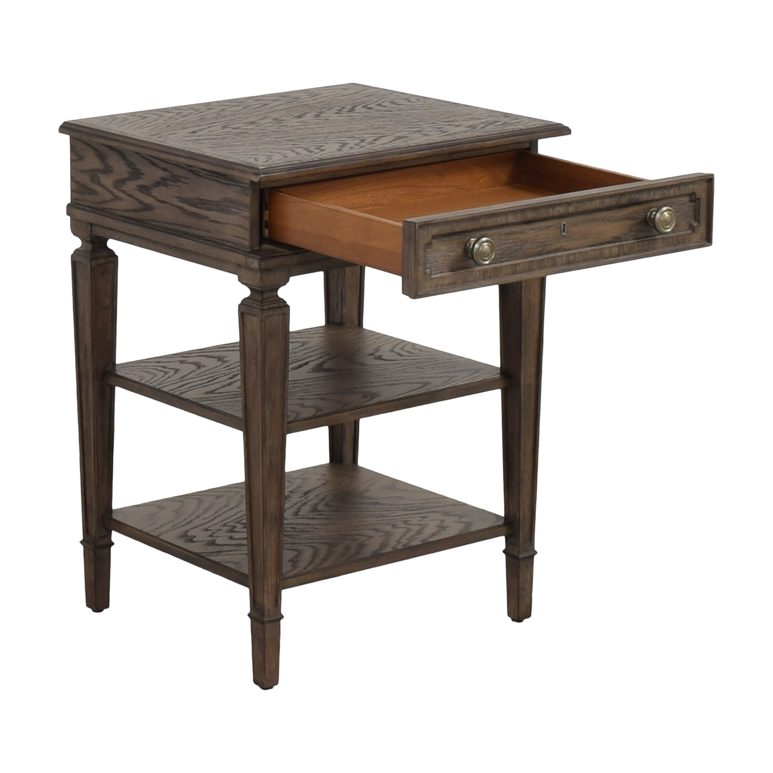 Stanley Furniture Stanley Furniture Wethersfield Estate Single Drawer End Table pa