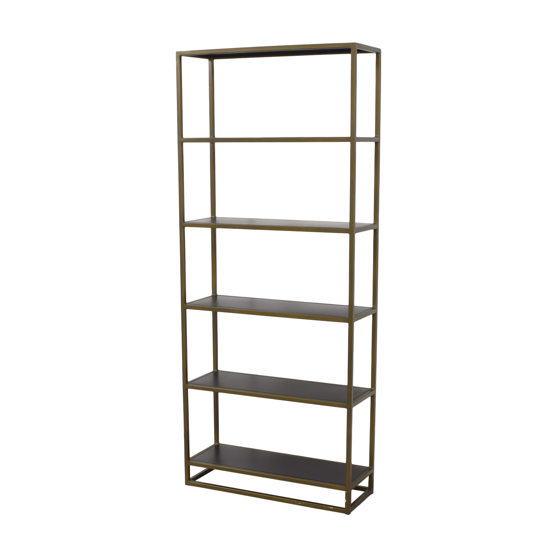 Crate & Barrel Crate & Barrel Remi Large Bookcase Storage