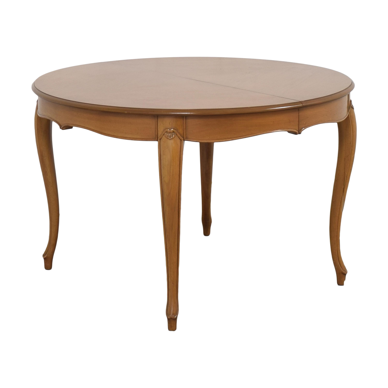 buy John Widdicomb Co. John Widdicomb Co. Extendable Dining Table online