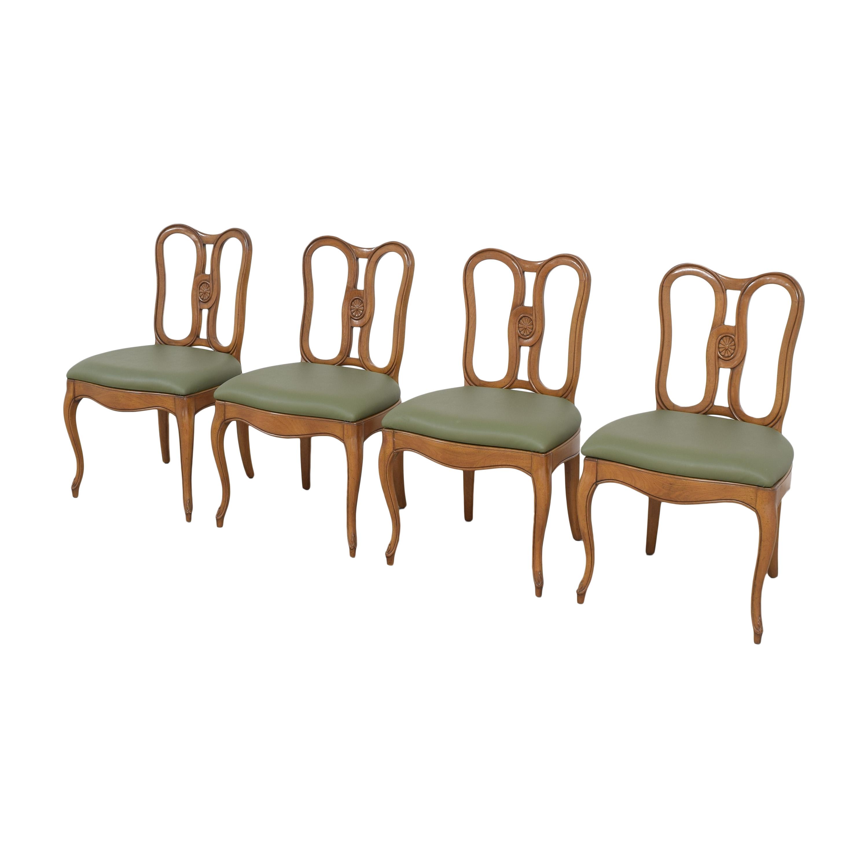 John Stuart Inc. John Stuart Inc. Dining Side Chairs