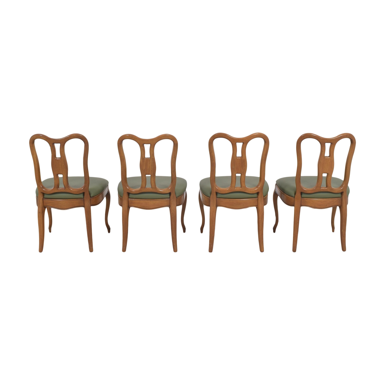 John Stuart Inc. John Stuart Inc. Dining Side Chairs second hand