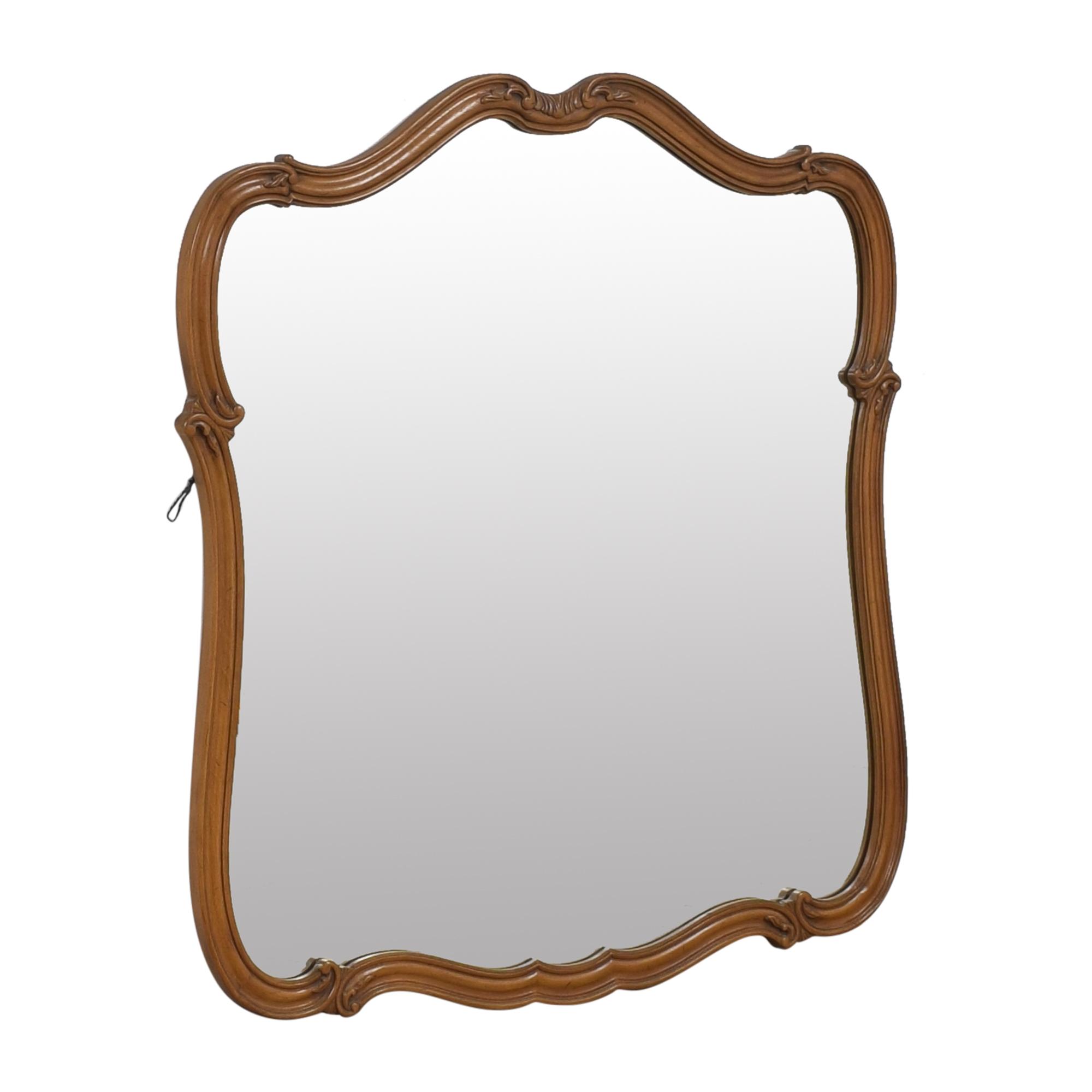 John Stuart Inc. John Stuart Inc. Large Bedroom Mirror used