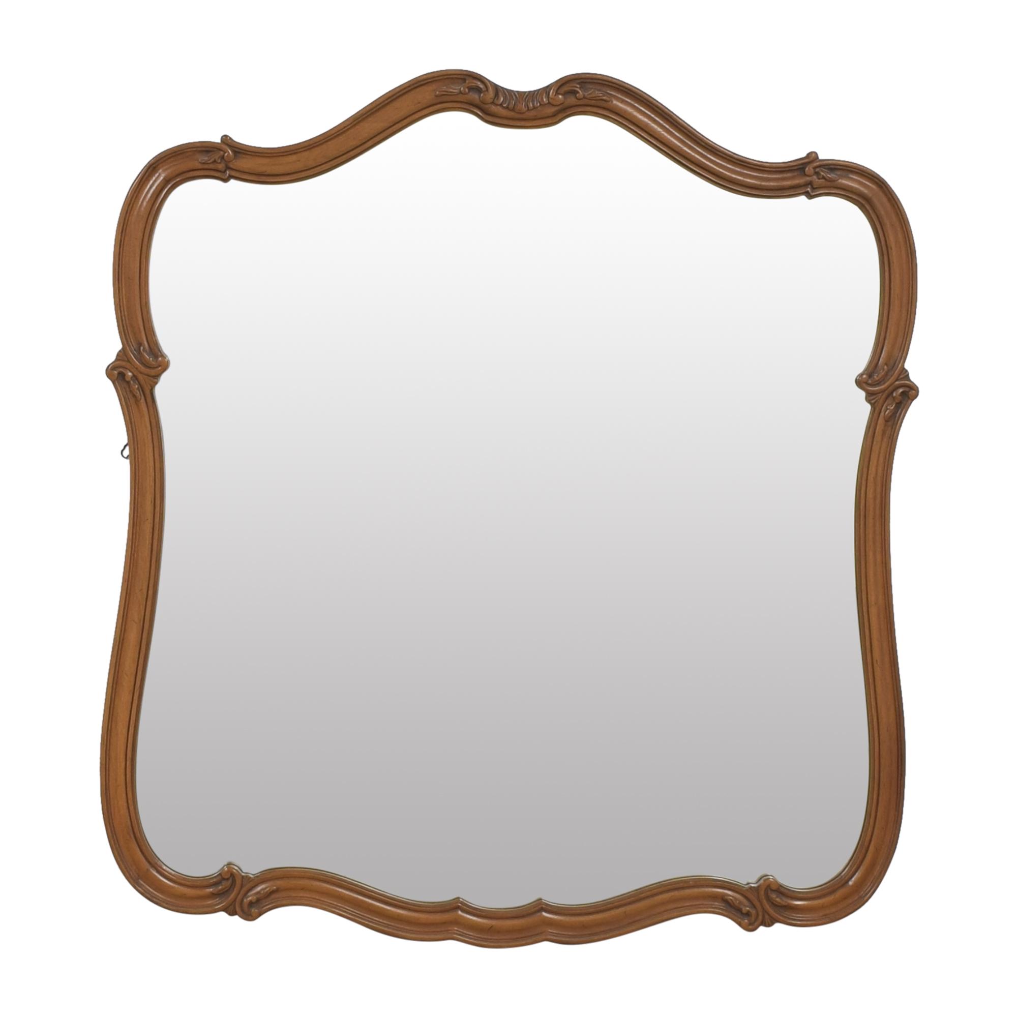 John Stuart Inc. John Stuart Inc. Large Bedroom Mirror dimensions