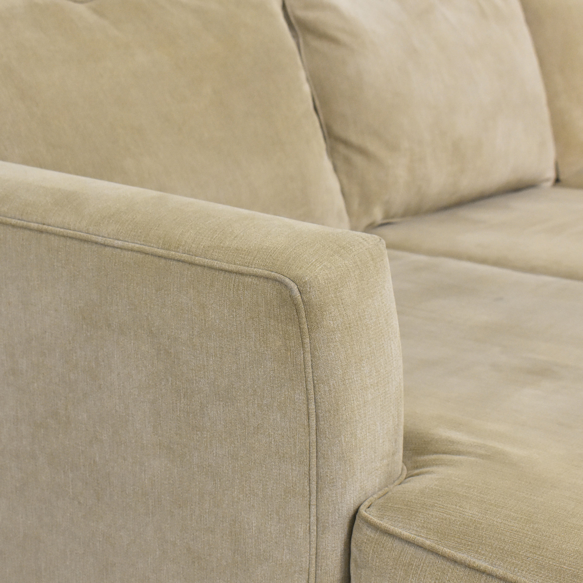 buy Macy's Elliot II Two Piece Chaise Sectional Sofa Macy's Sectionals