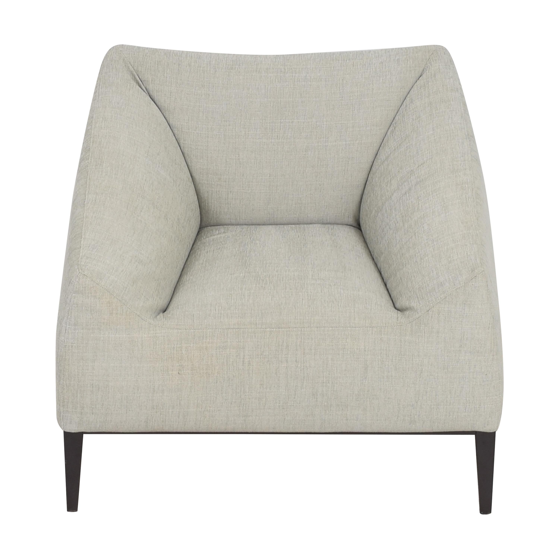 Poliform Poliform Contemporary Club Chair second hand