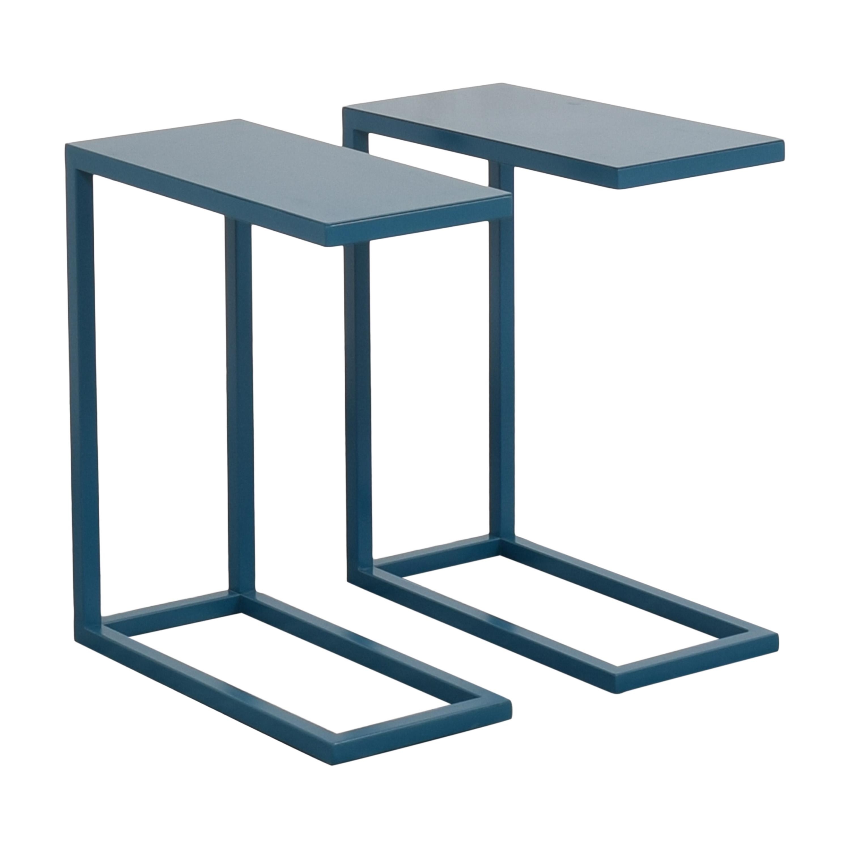 Crate & Barrel Crate & Barrel Avenue C Tables nyc