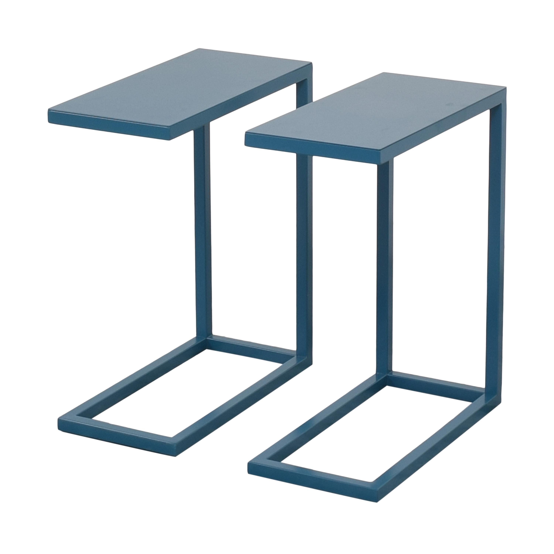 Crate & Barrel Crate & Barrel Avenue C Tables used