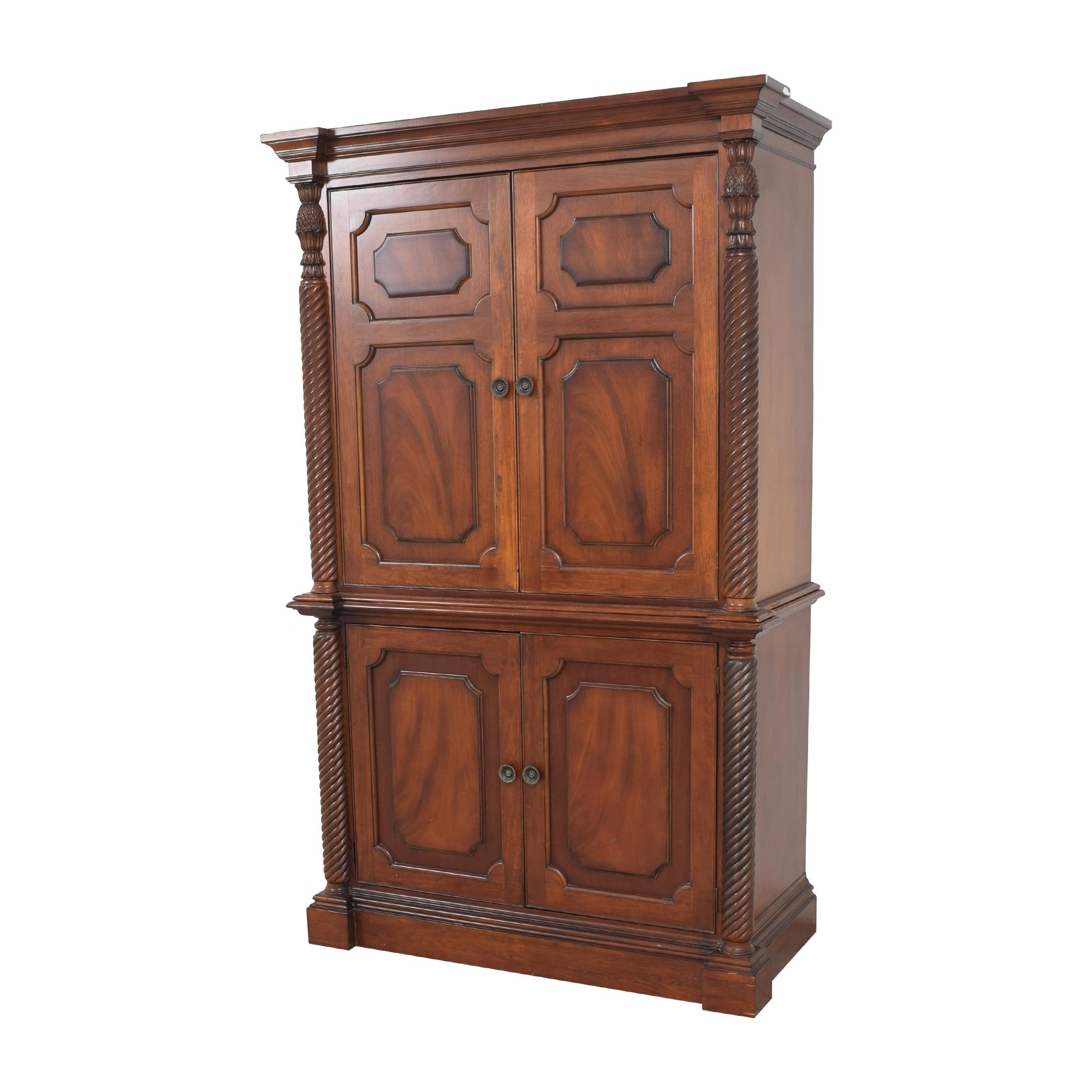 Four Door Armoire  Wardrobes & Armoires